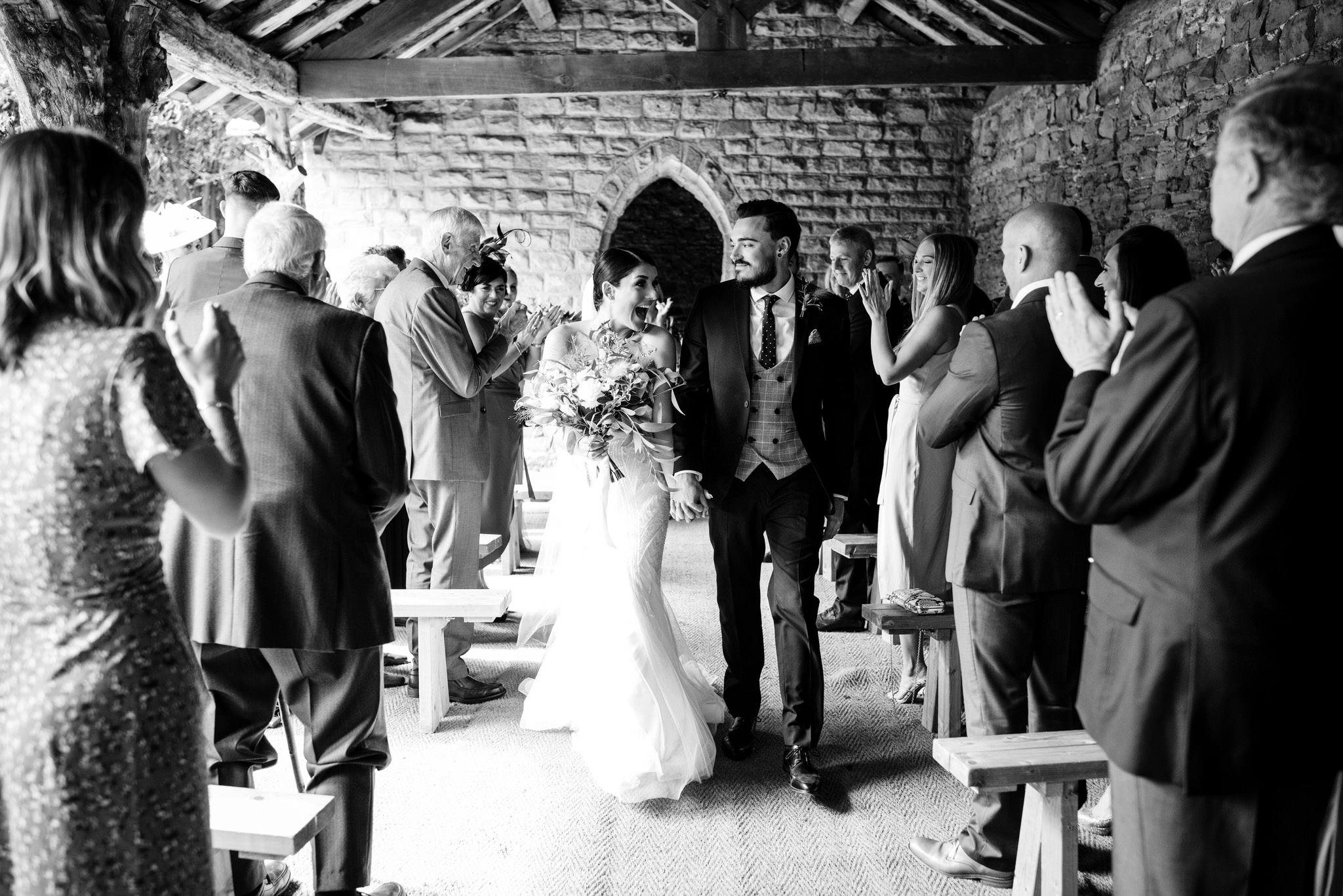 natural wedding photography Cannon Hall