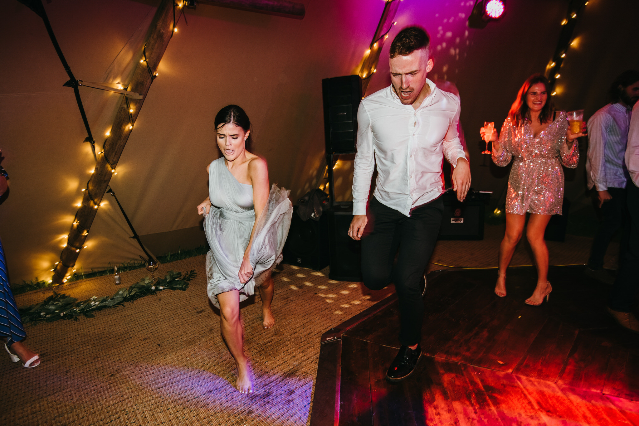 Fun Cannon Hall wedding photographer