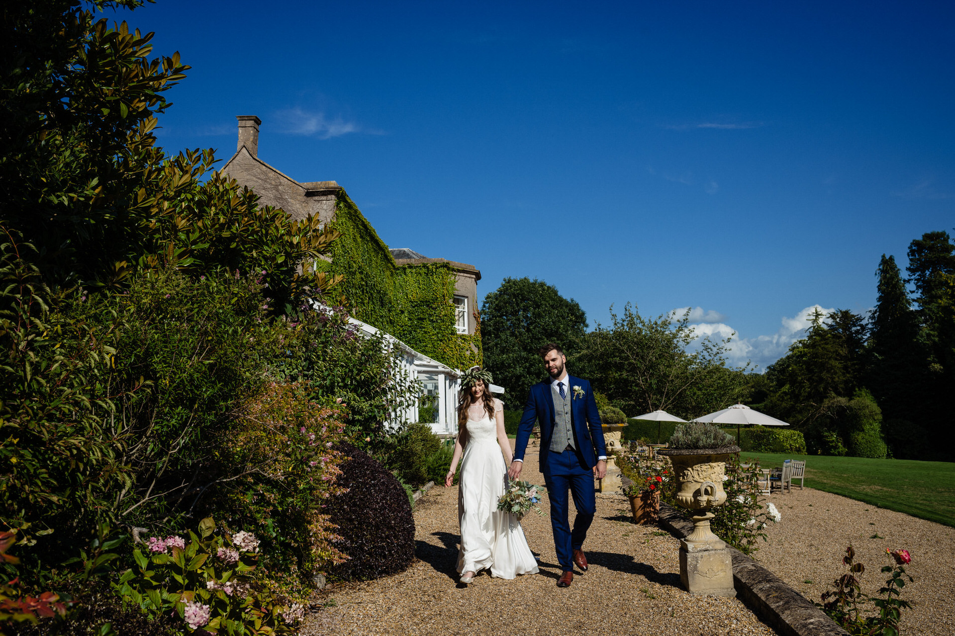 Pennard house wedding photography