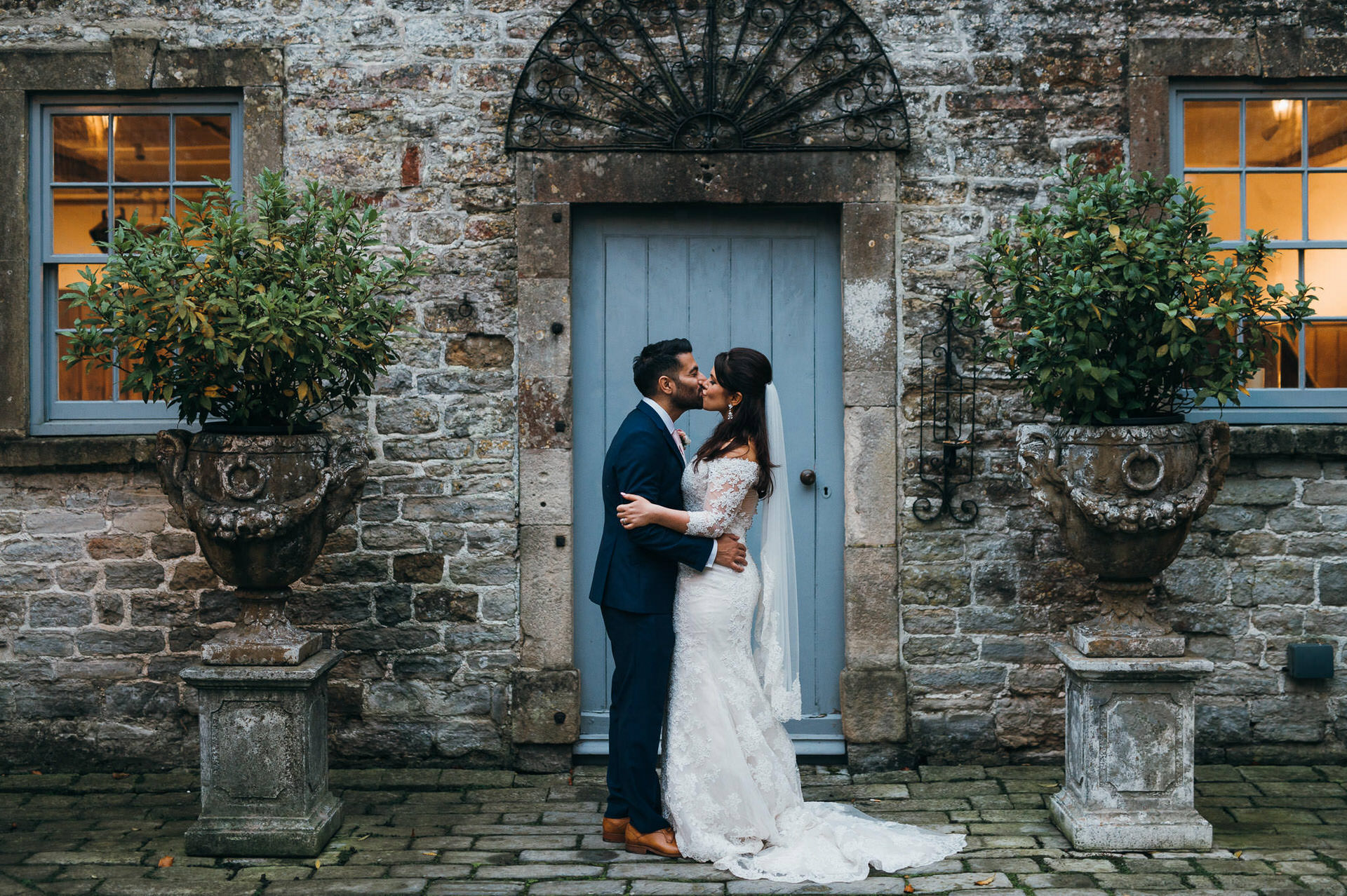 Wedding at Pennard house
