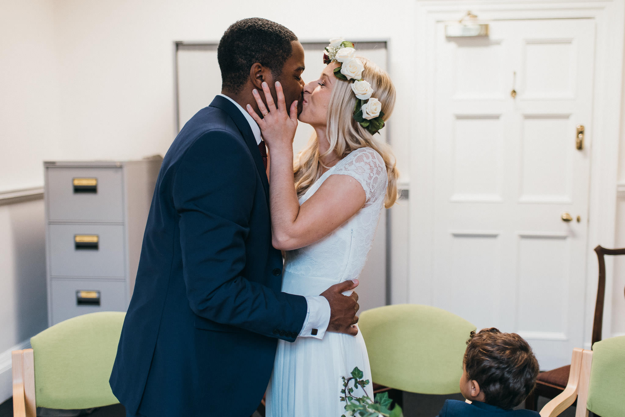 Intimate wedding at Thyme Cotswolds