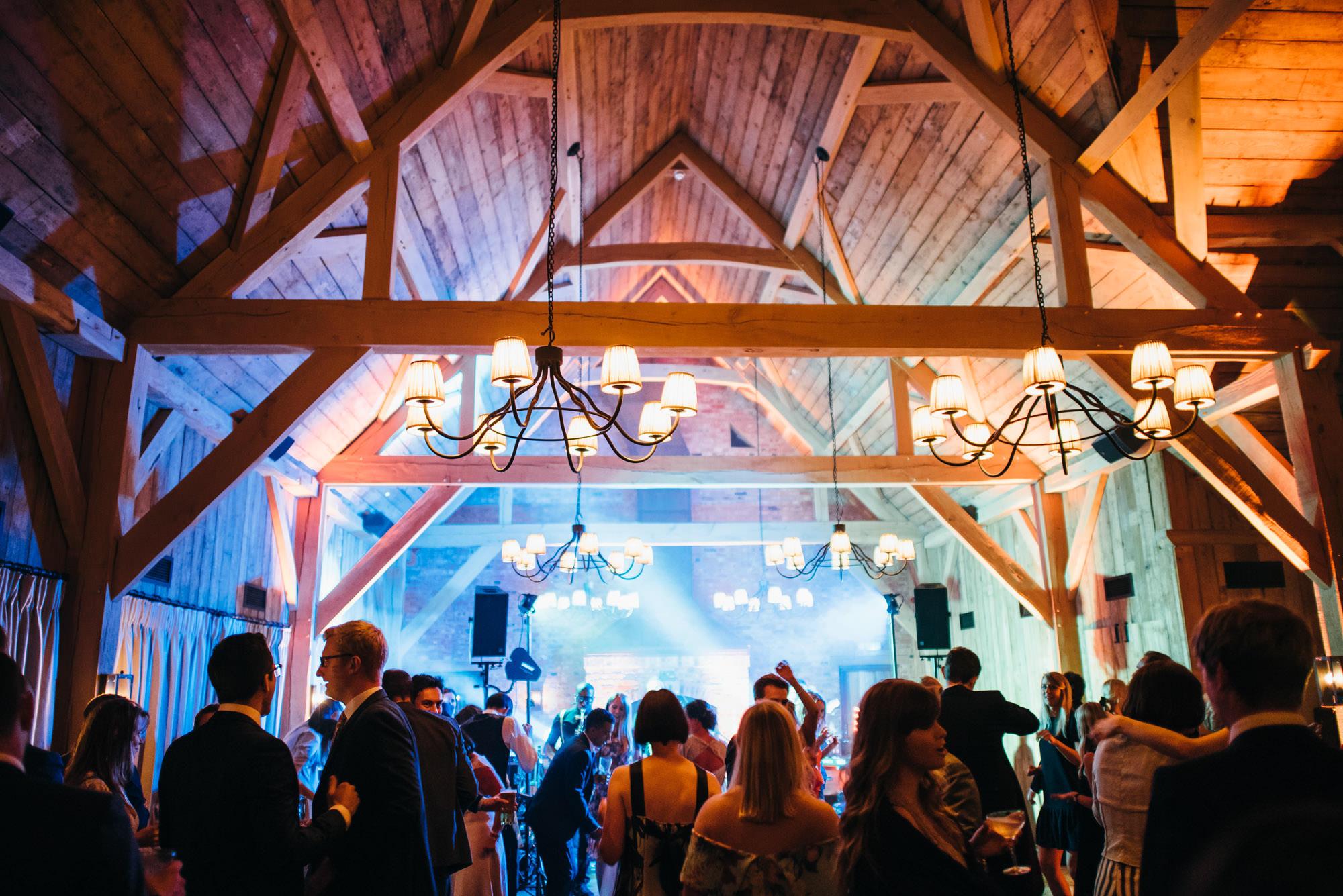 Soho farmhouse wedding party
