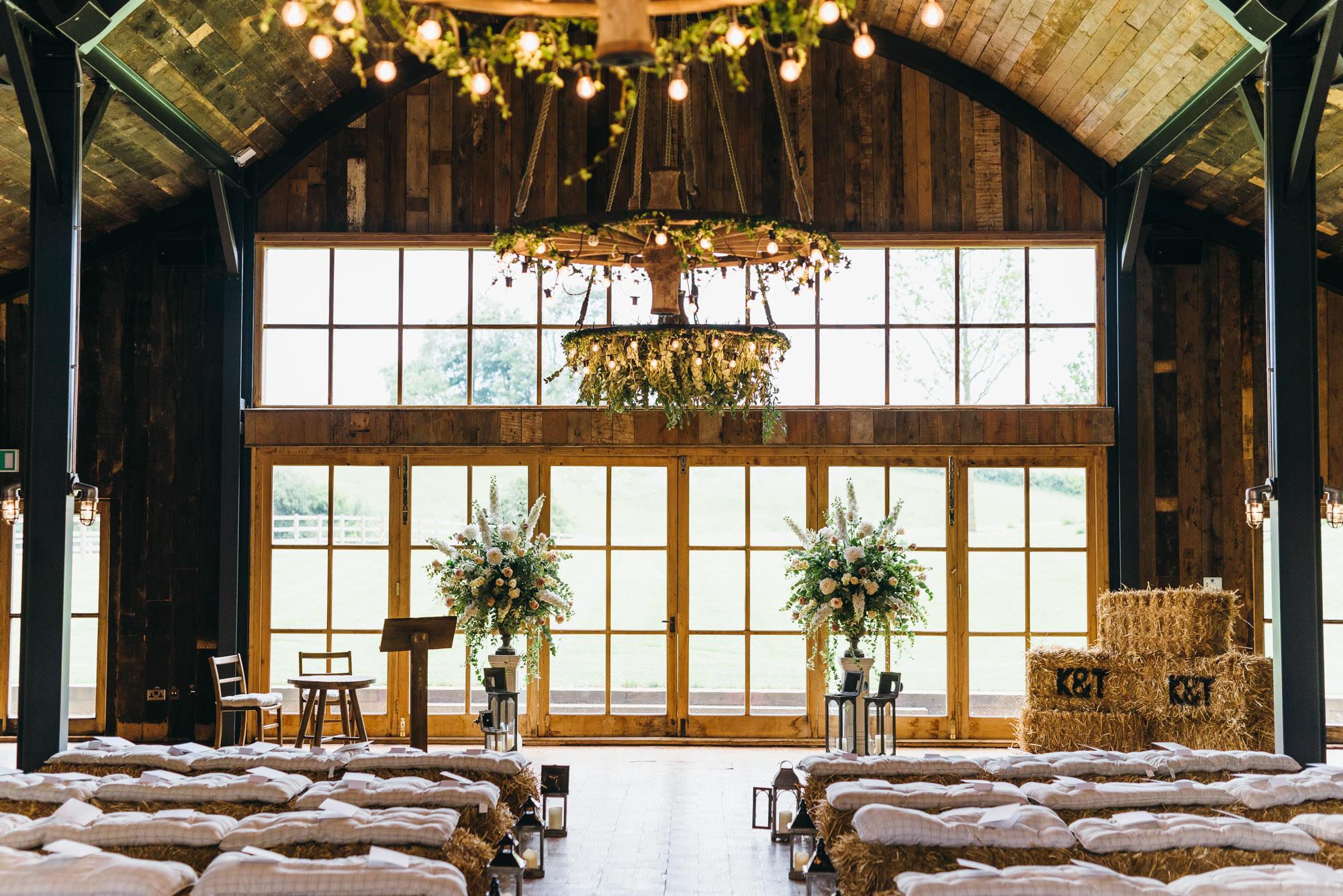 Soho Farmhouse Hay barn