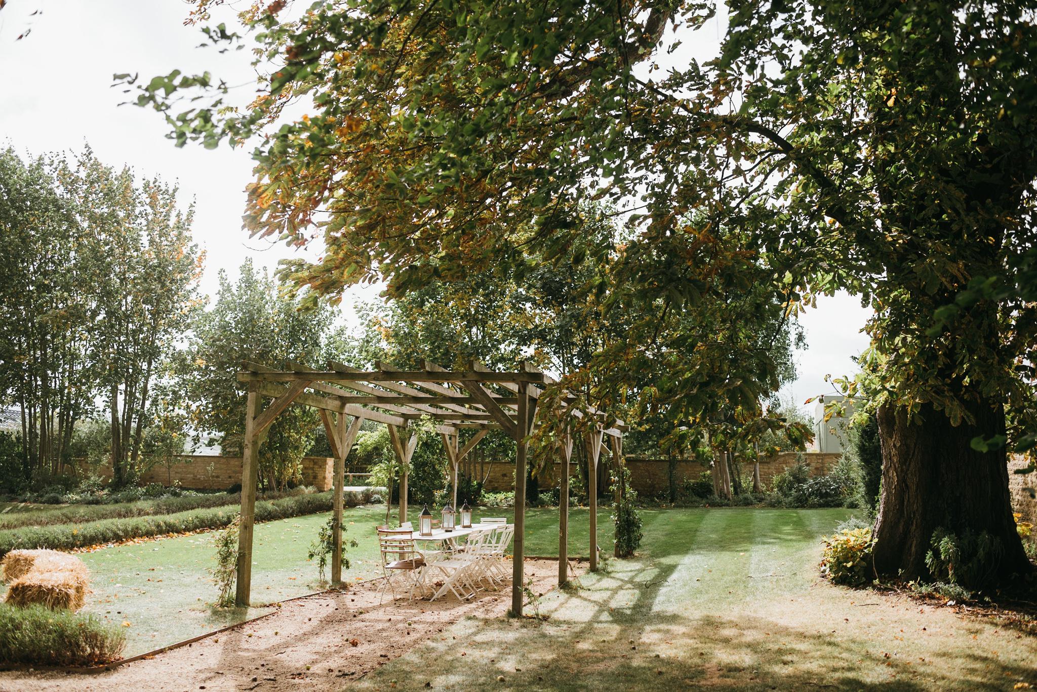 Soho farmhouse grounds