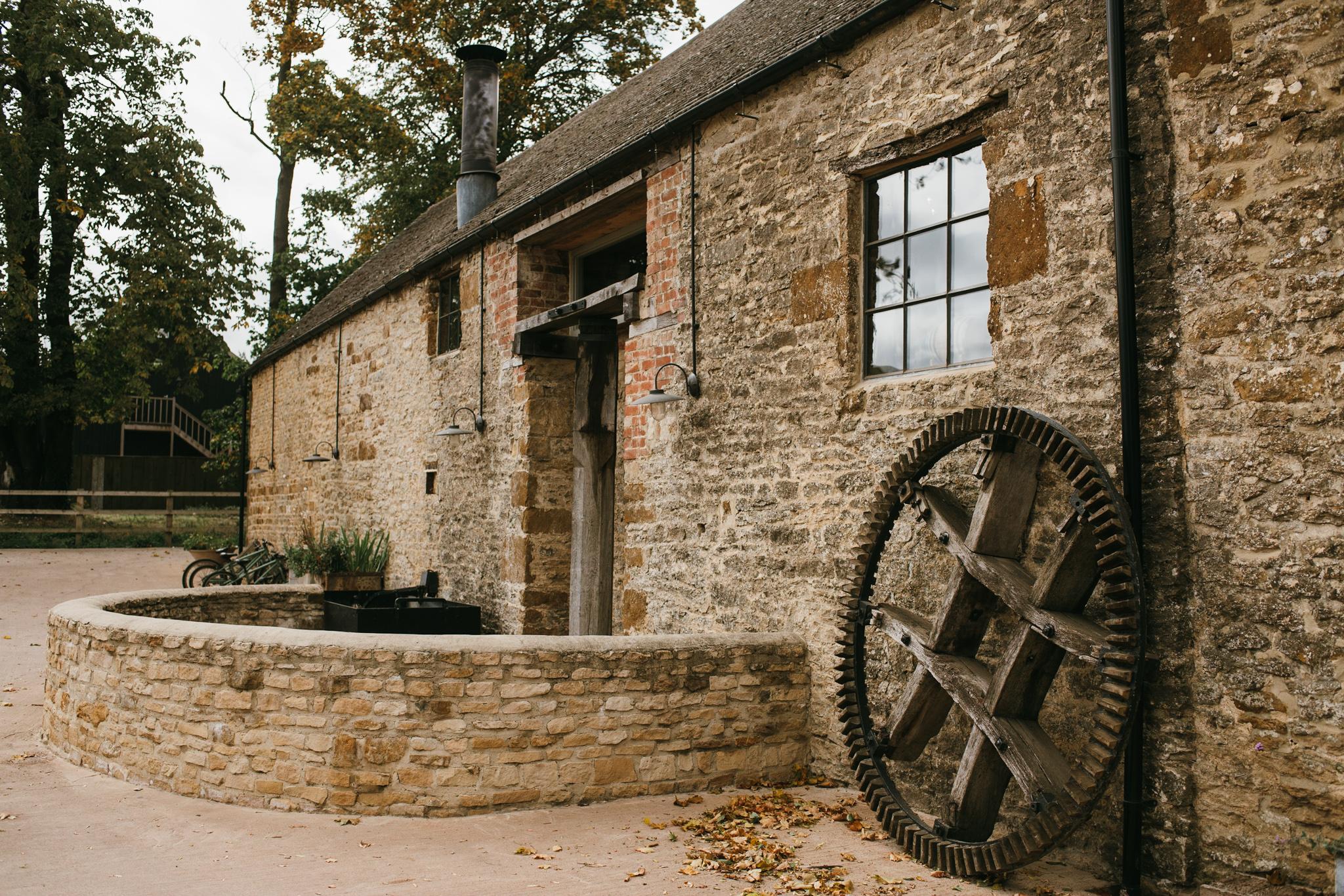 Soho farmhouse exterior