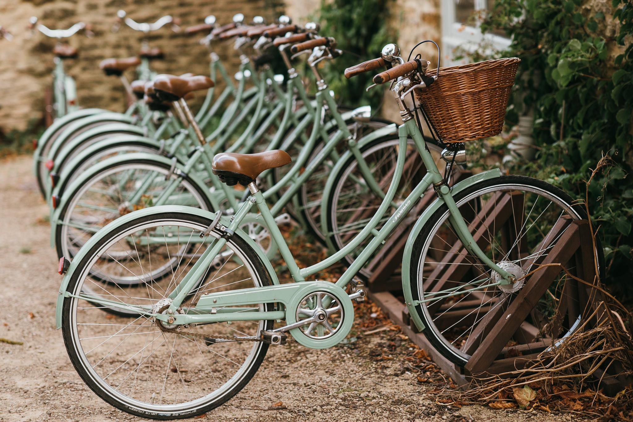 Soho farmhouse bikes