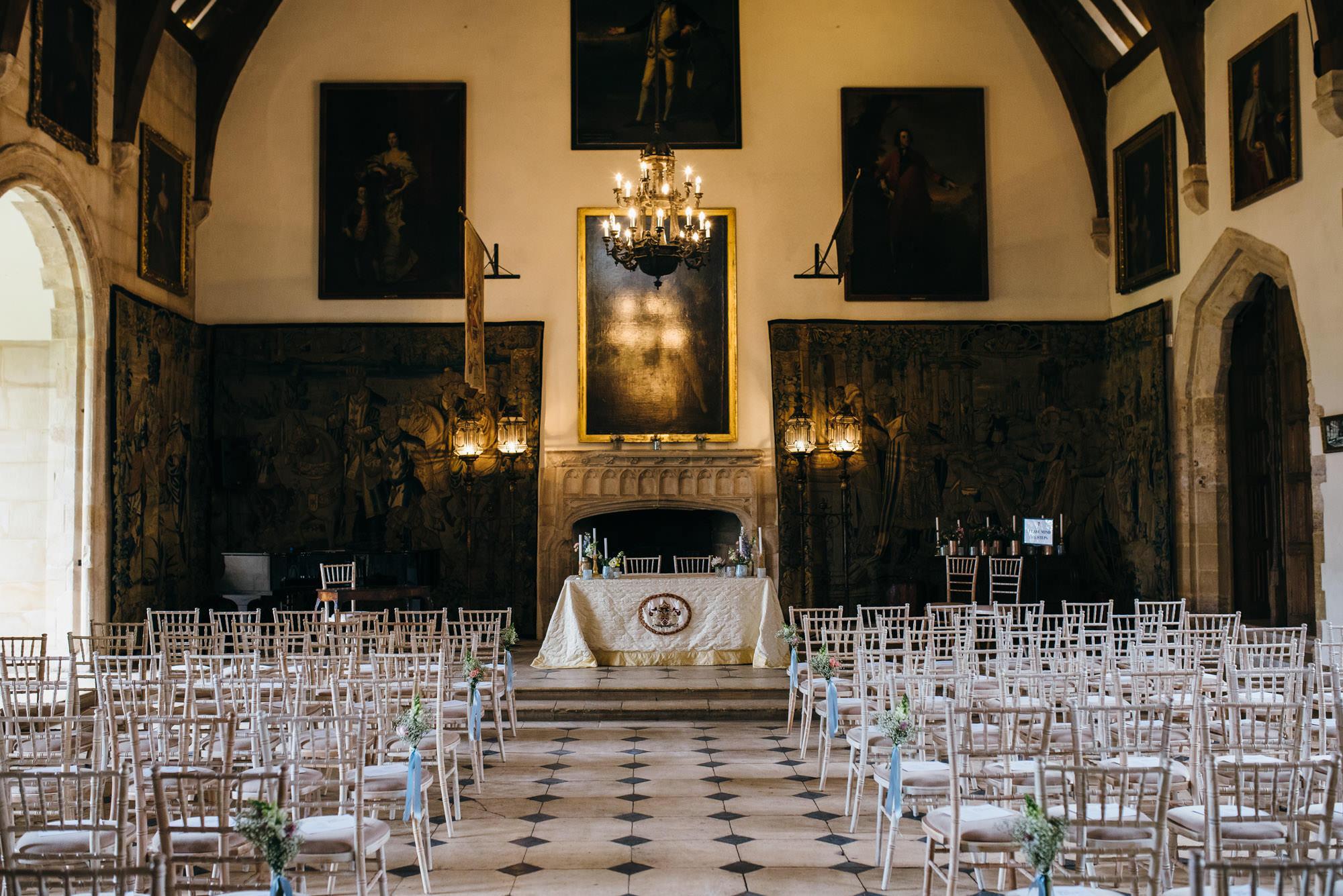 Berkeley castle wedding captured by simon biffen photography 10