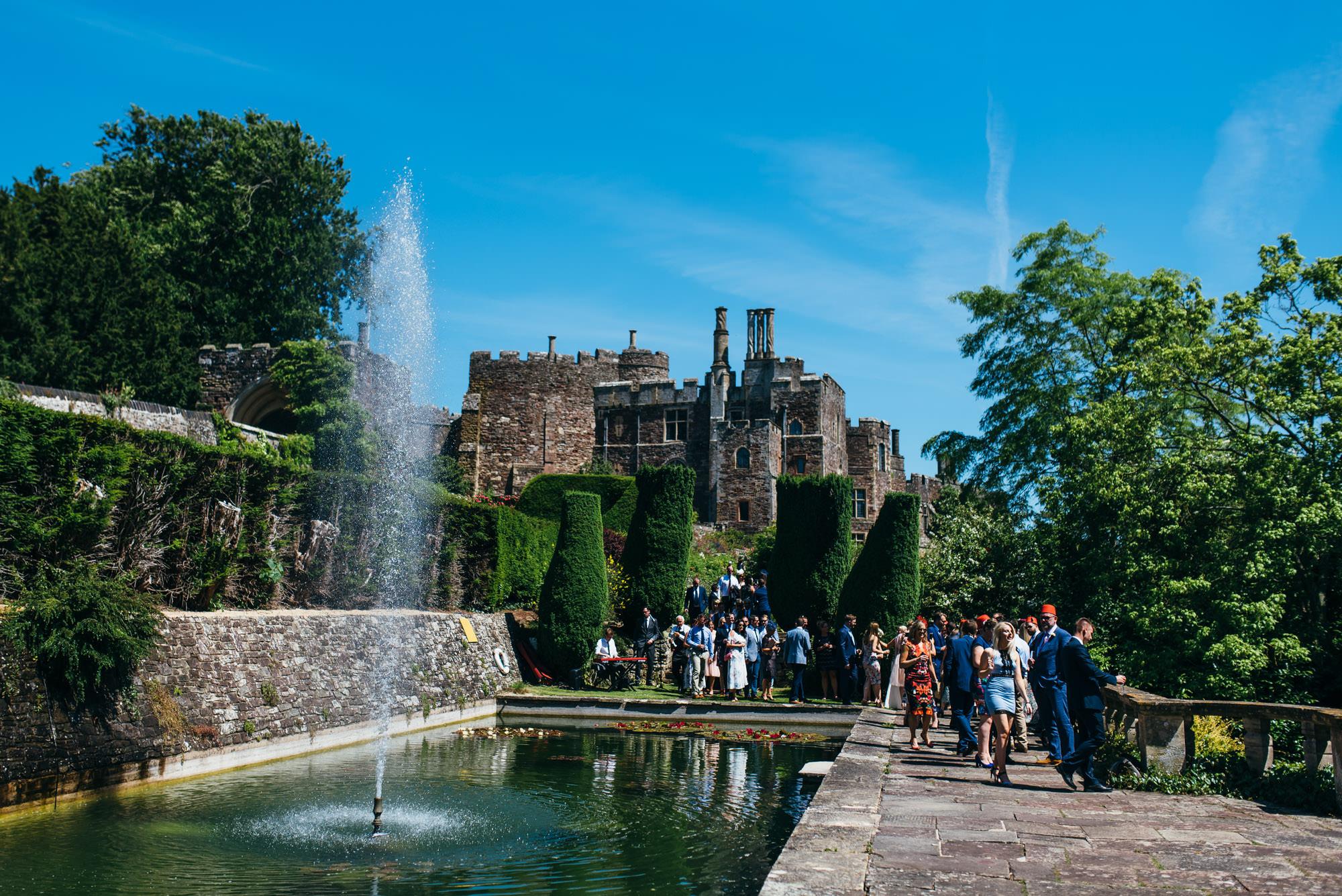 Berkeley castle wedding captured by simon biffen photography 16