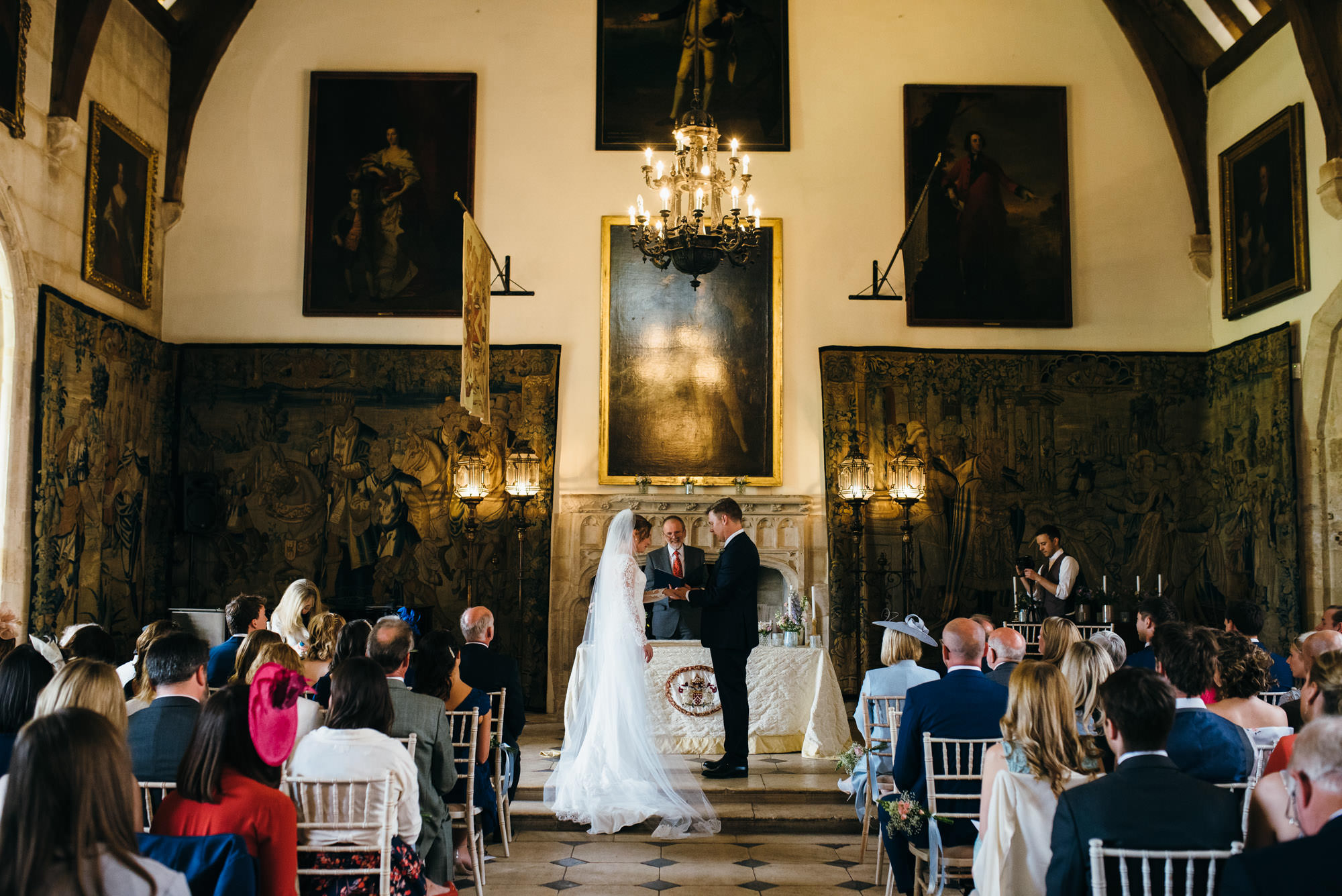 Berkeley castle wedding captured by simon biffen photography 17