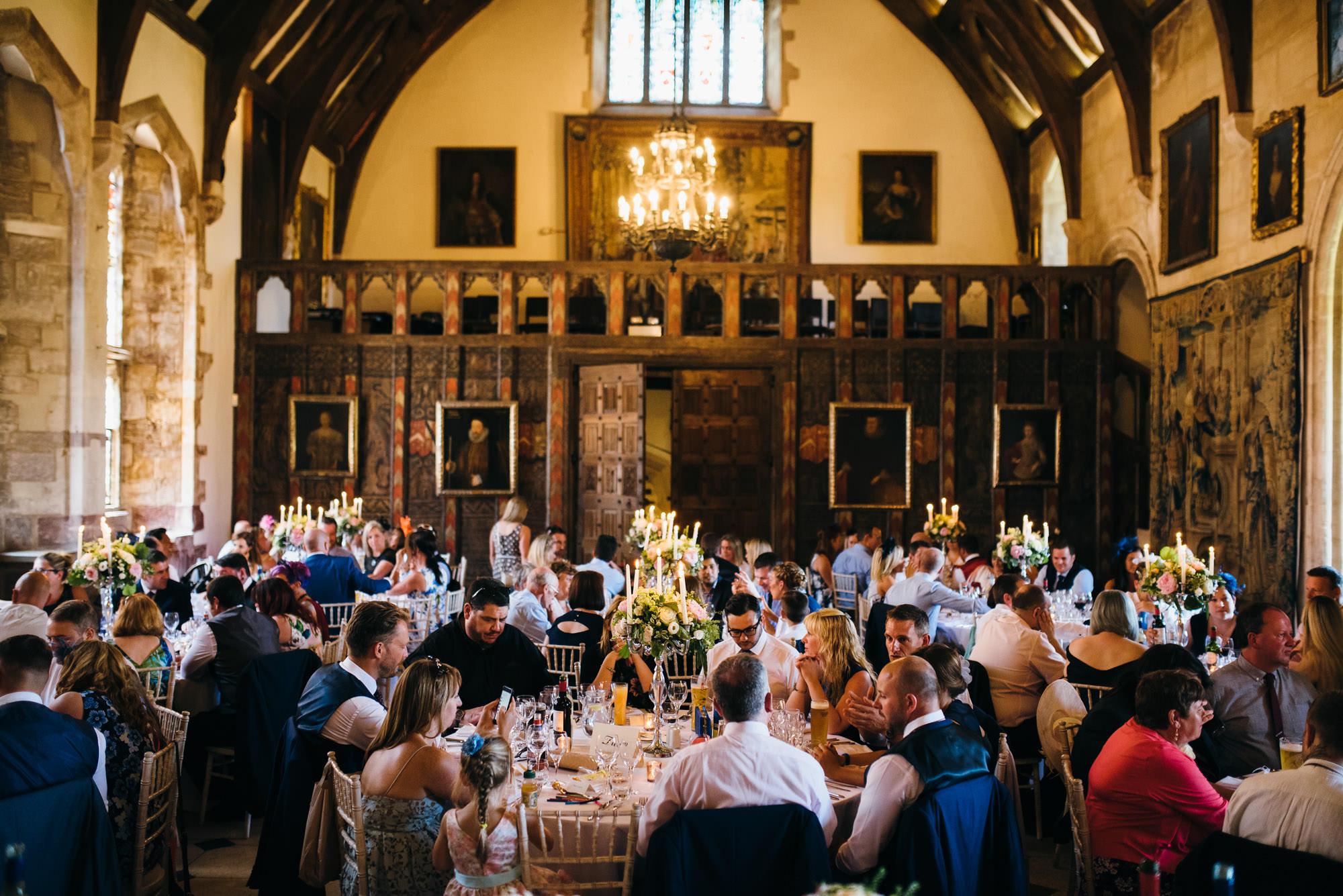 Berkeley castle wedding captured by simon biffen photography 5
