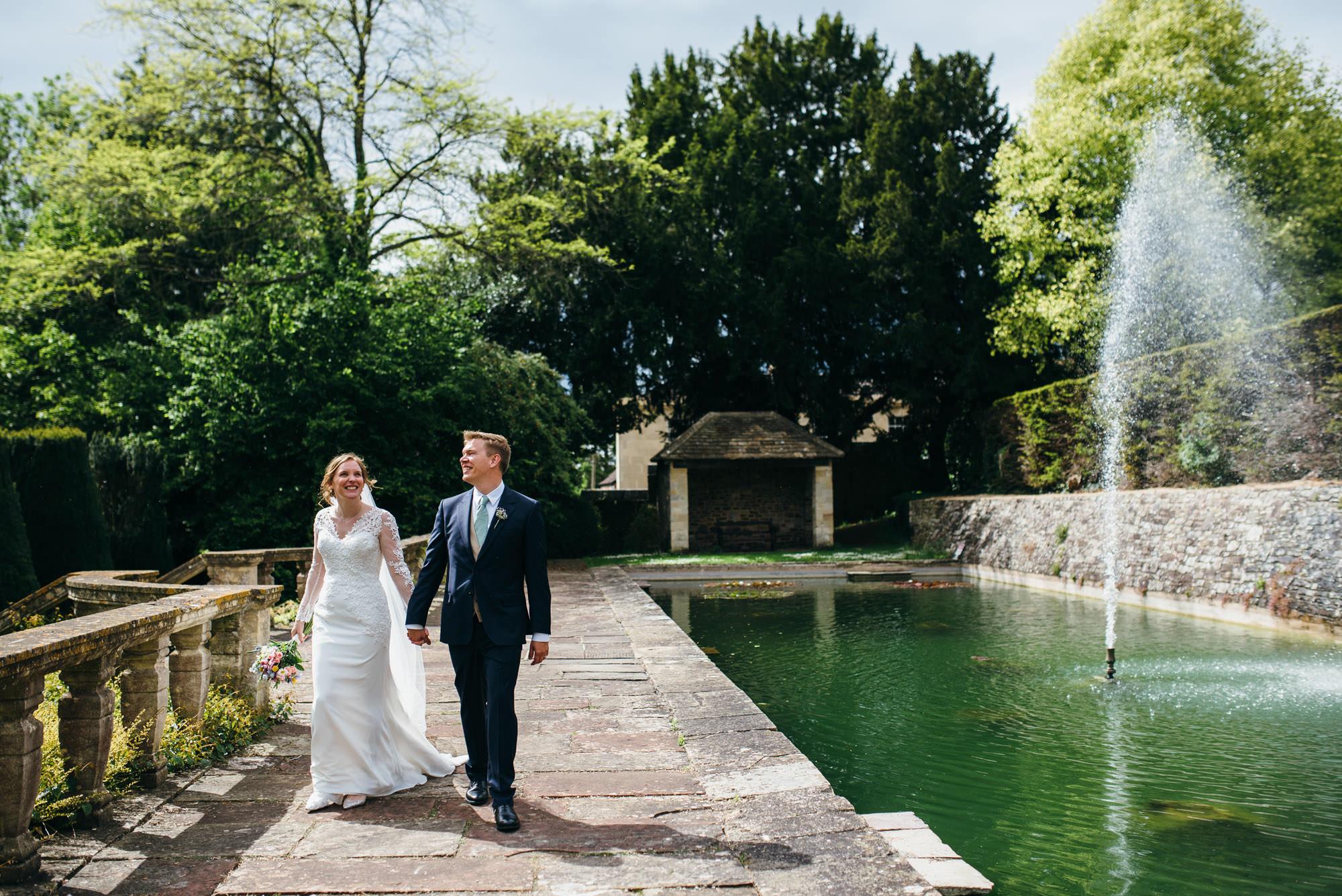 Berkeley castle wedding captured by simon biffen photography 7