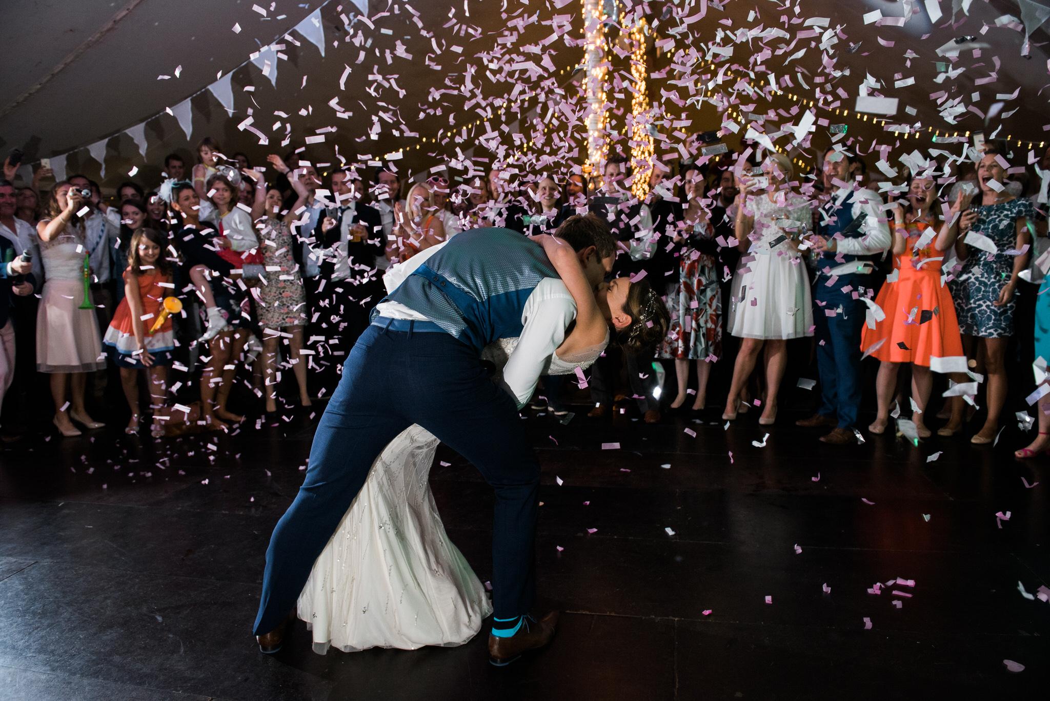 Salcombe devon marquee wedding by simon biffen photography 41