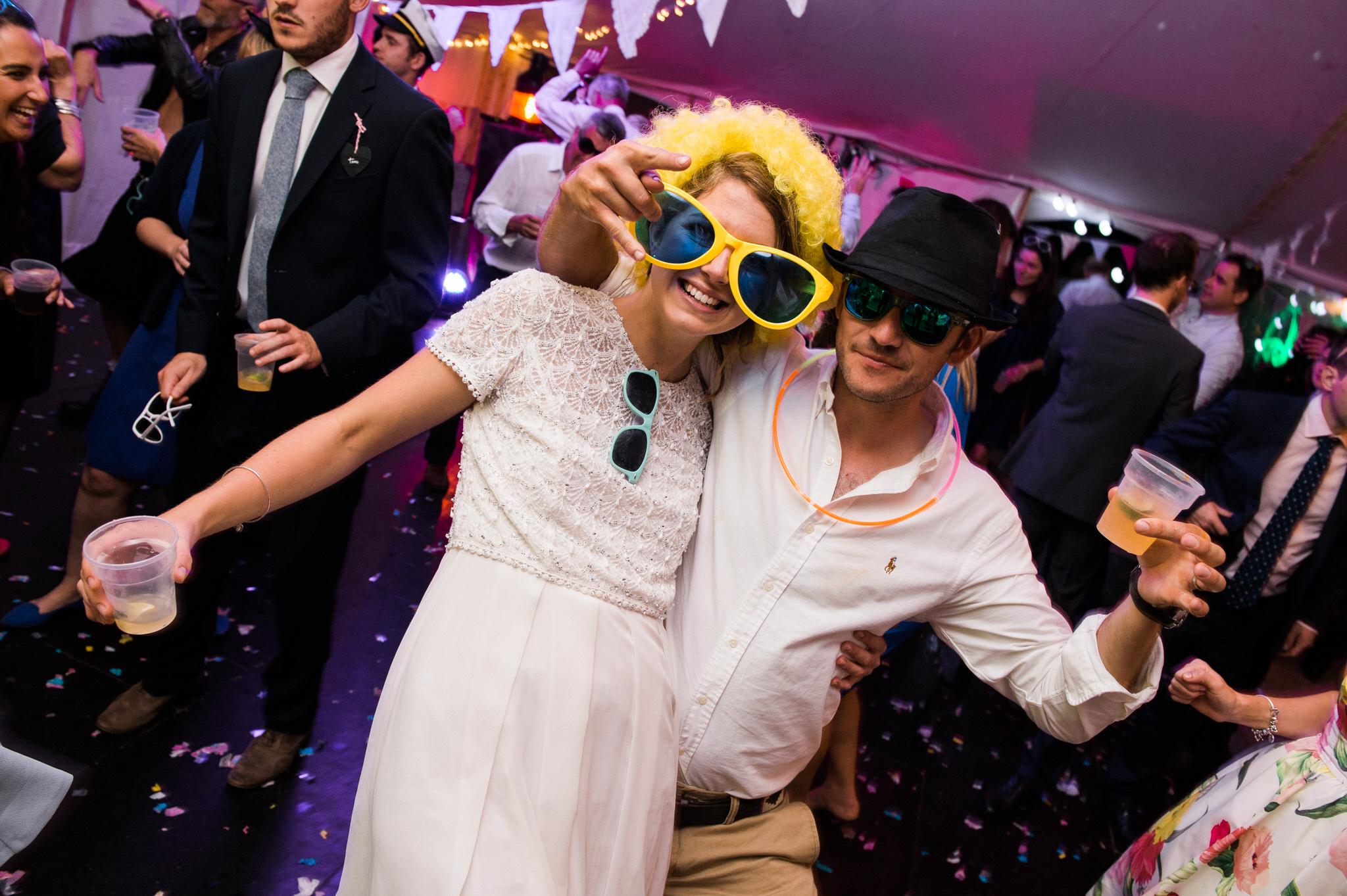 Salcombe devon marquee wedding by simon biffen photography 44