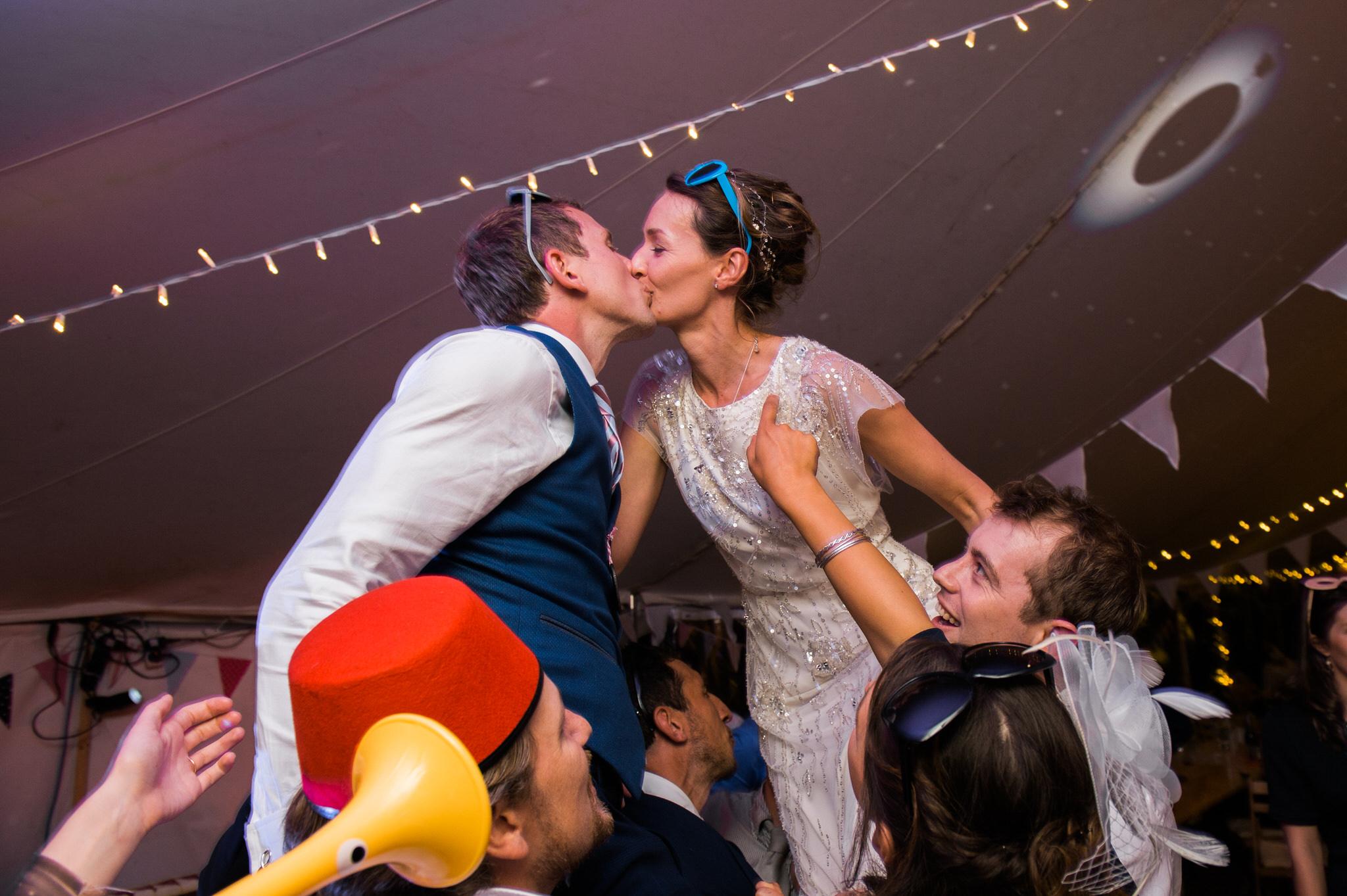 Salcombe devon marquee wedding by simon biffen photography 45