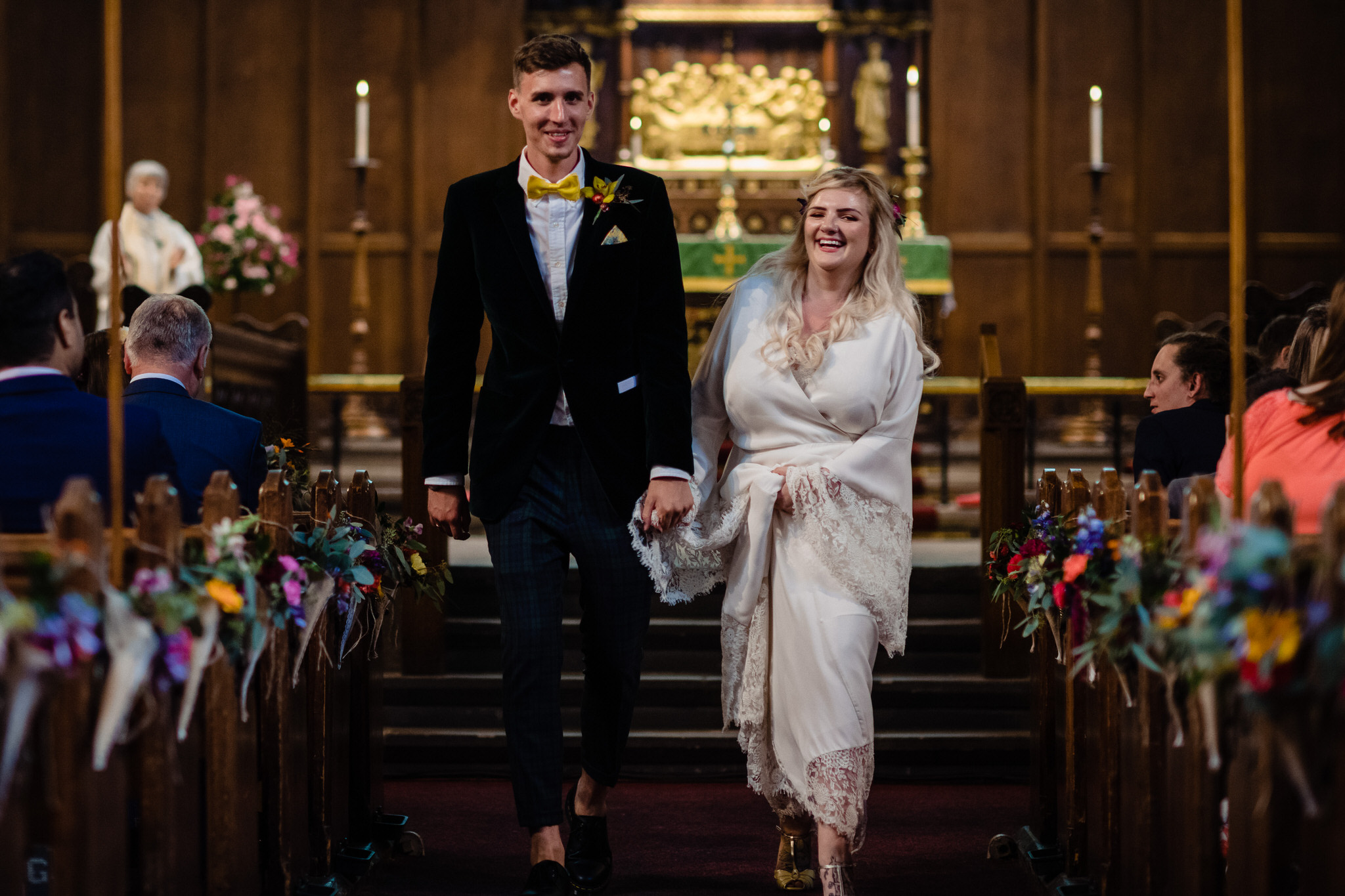 Hagglers corner sheffield wedding by simon biffen 18