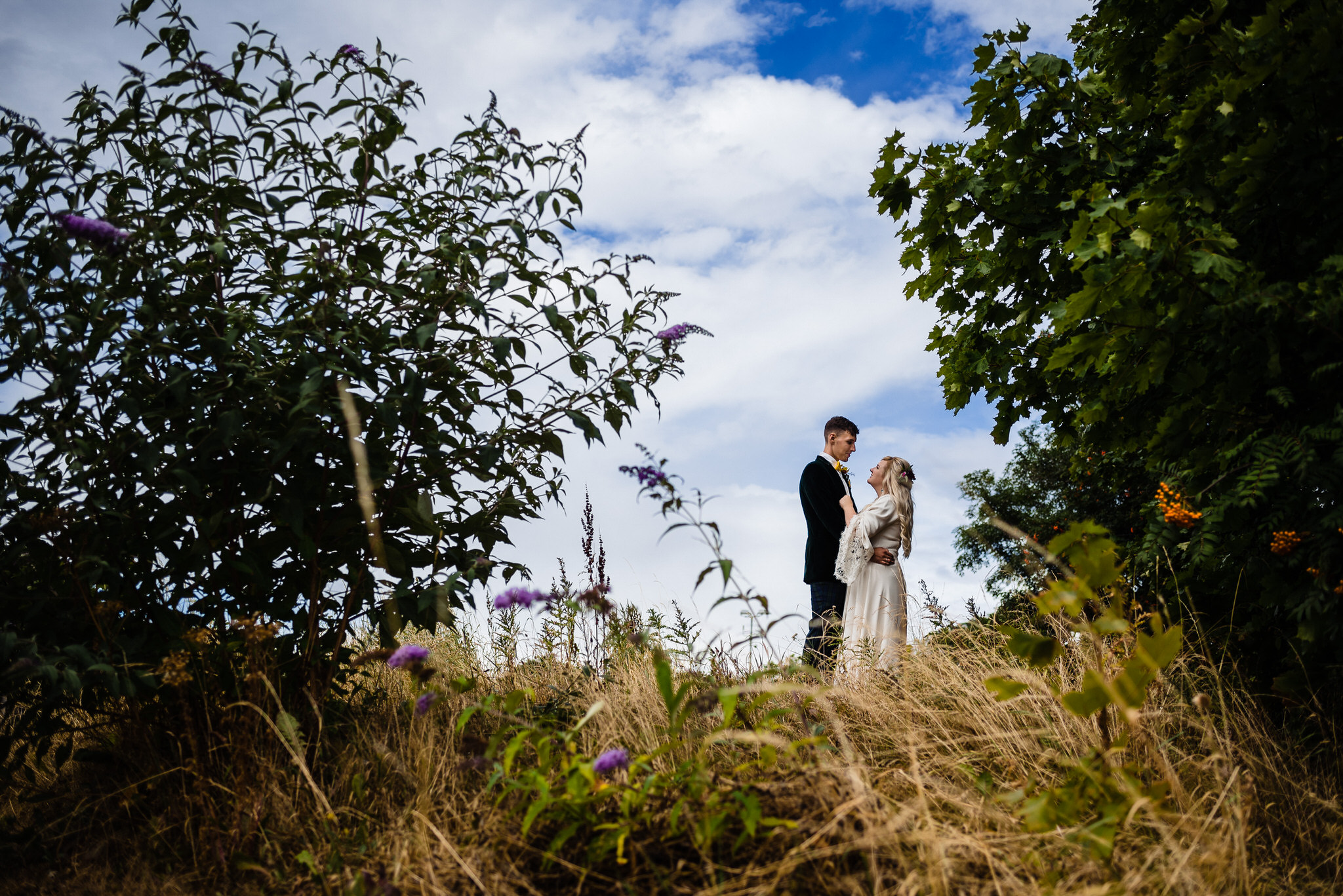 Hagglers corner sheffield wedding by simon biffen 41