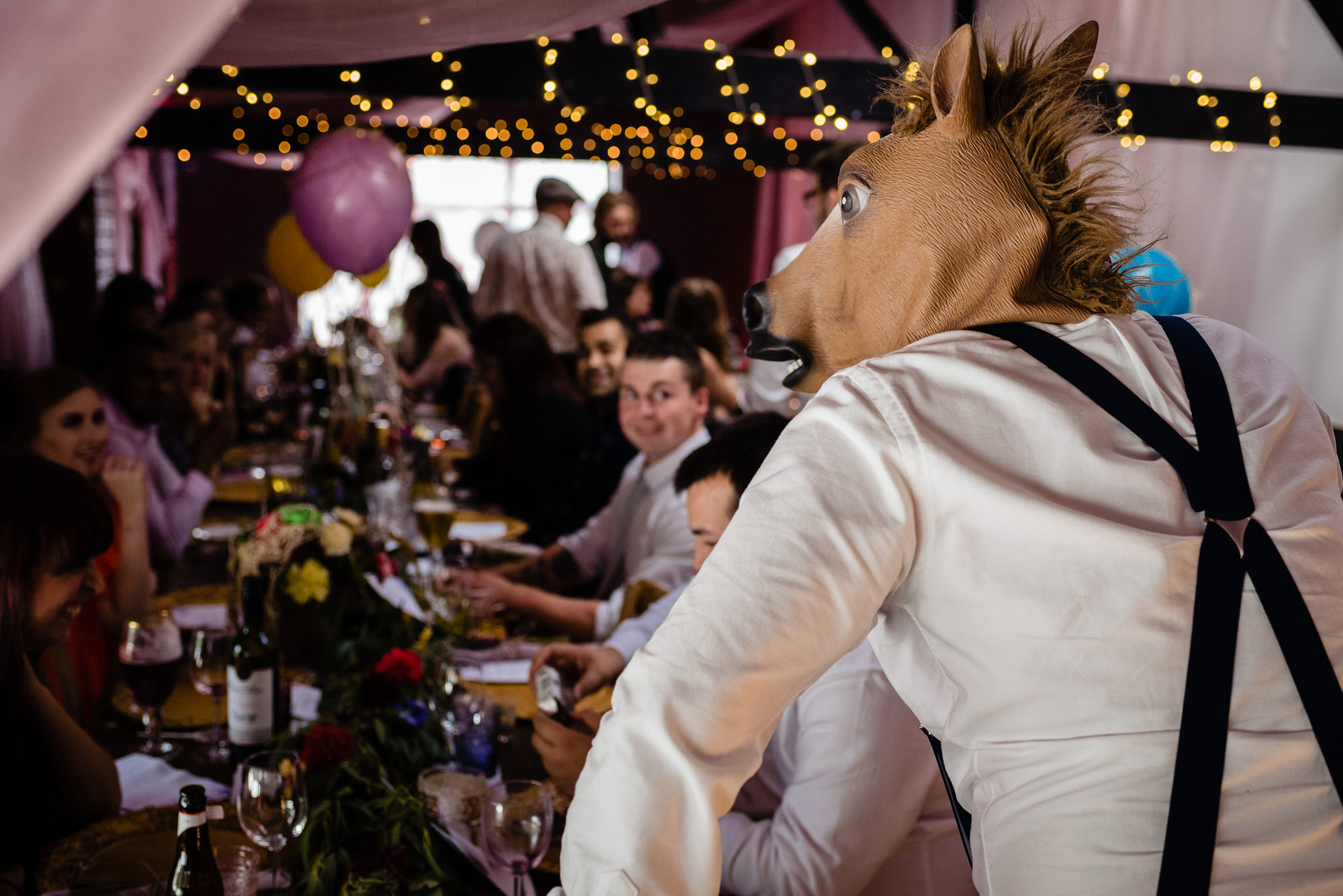Hagglers corner sheffield wedding by simon biffen 51