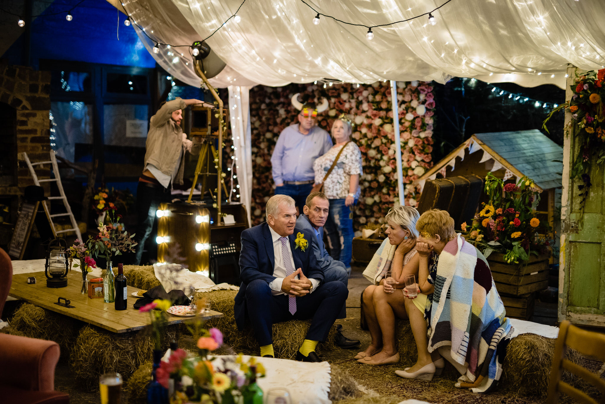 Hagglers corner sheffield wedding by simon biffen 68