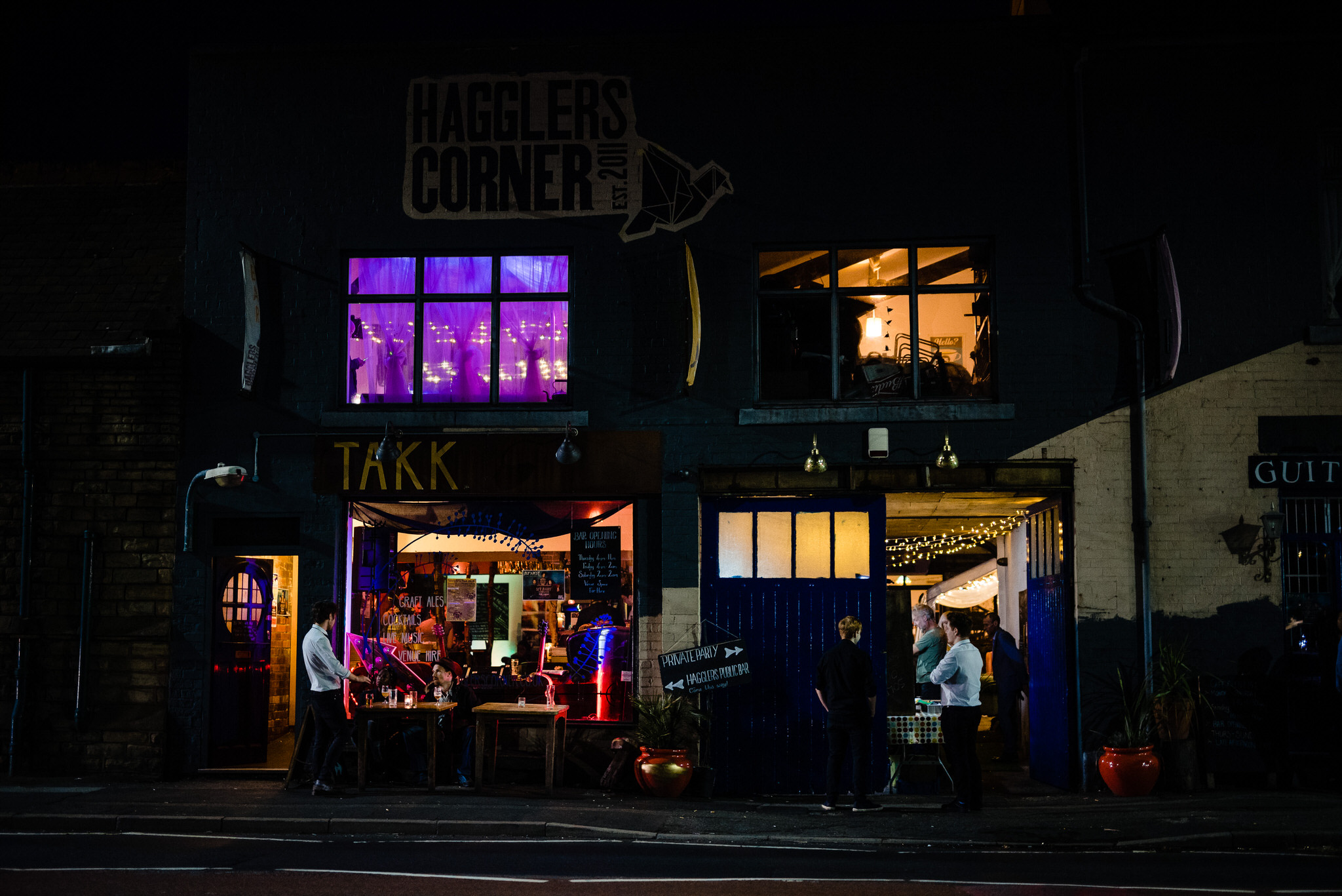 Hagglers corner sheffield wedding by simon biffen 71