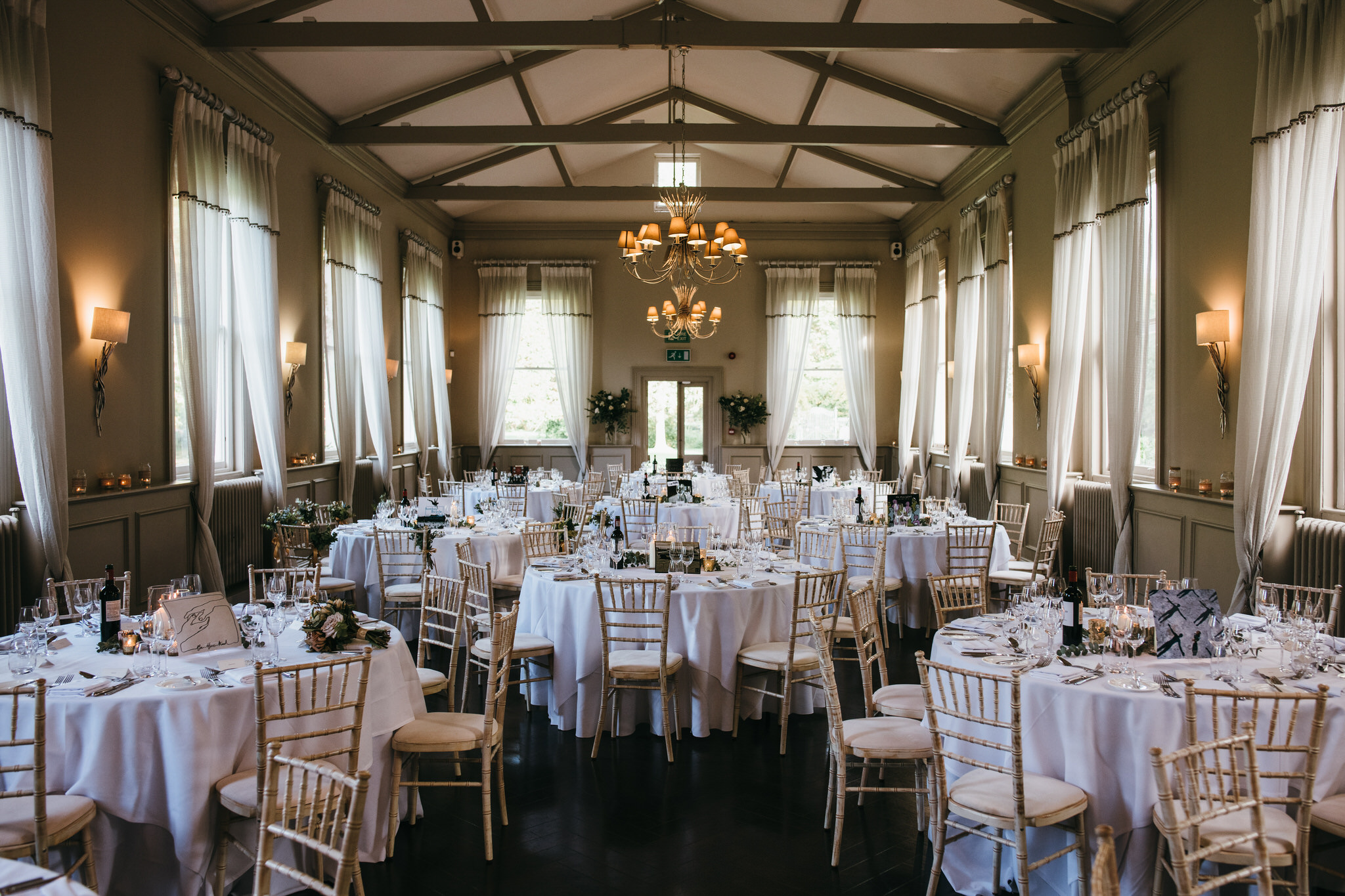 Morden hall wedding in Mulberry Suite