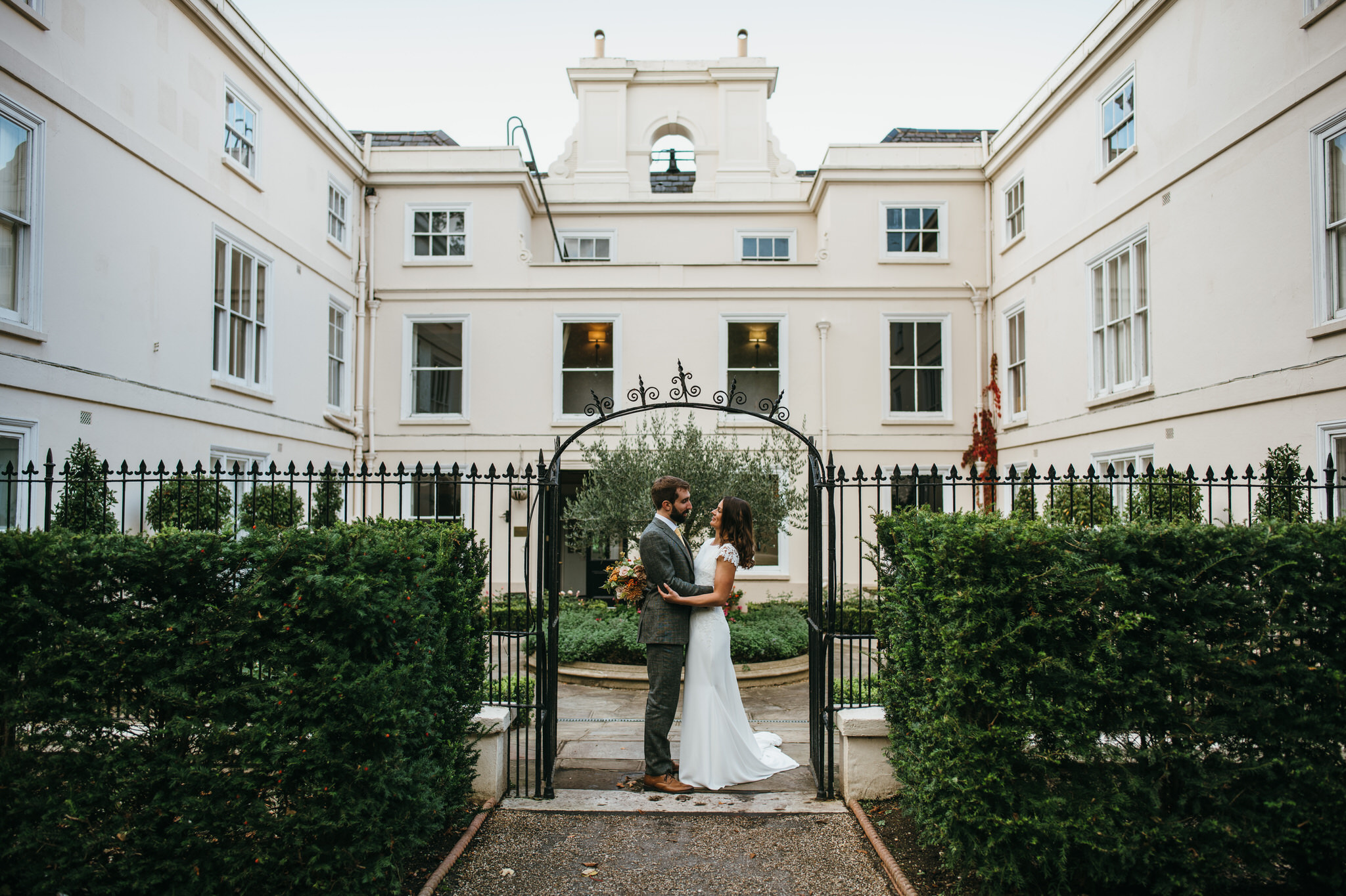 Exterior Morden Hall wedding venue London