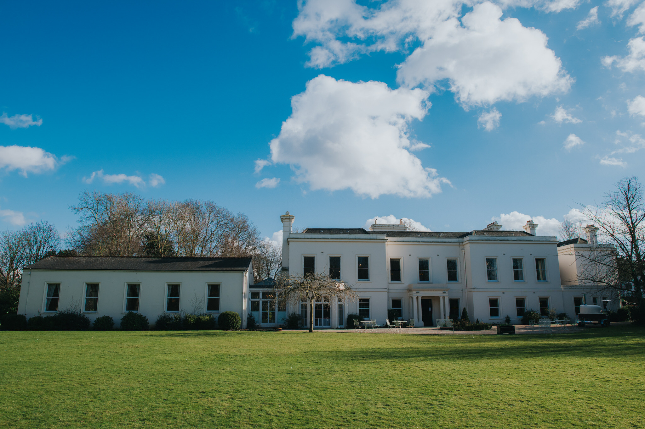 Morden hall London wedding venue