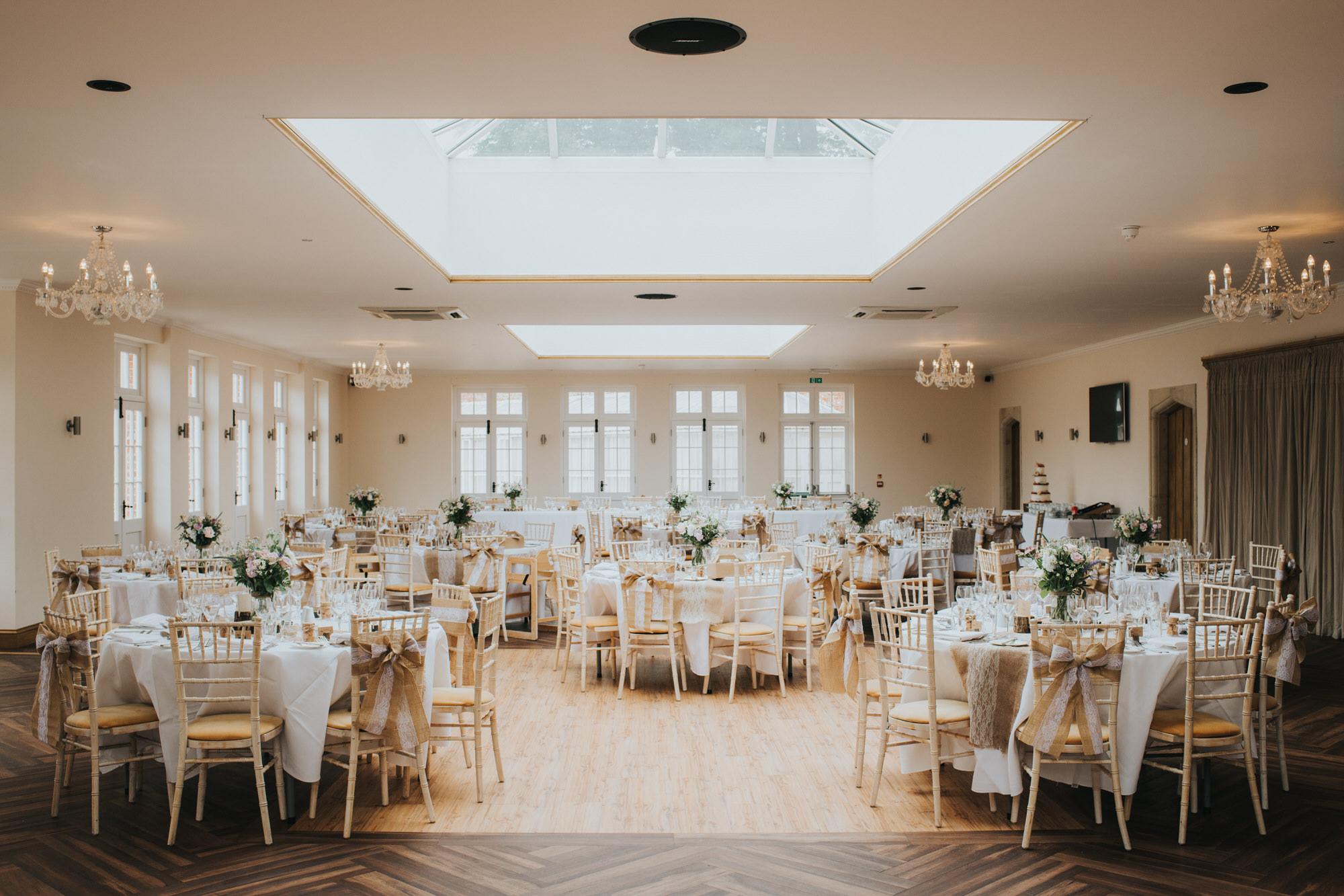 Elmhay Park dining room