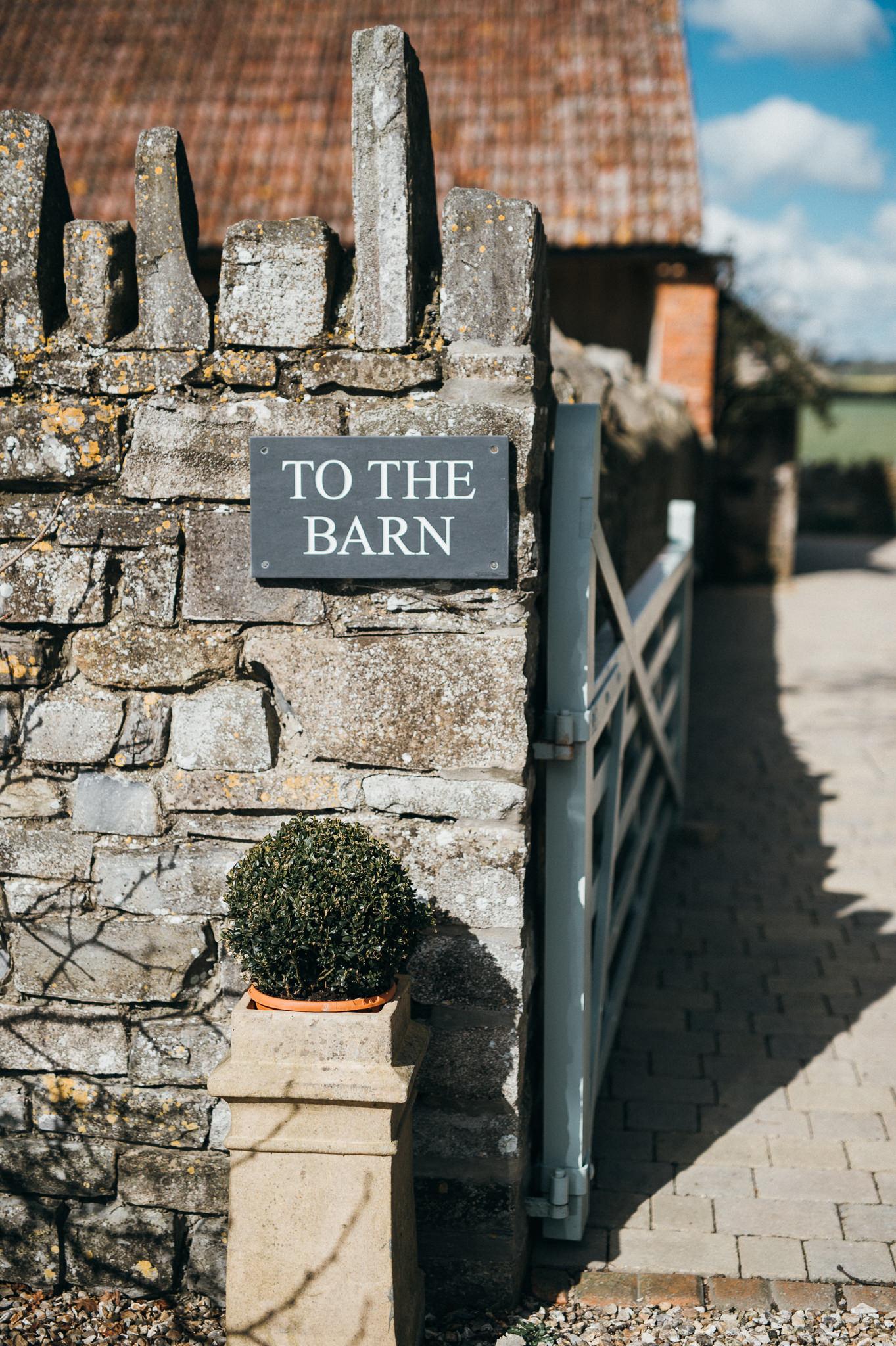 Almonry Barn Somerset