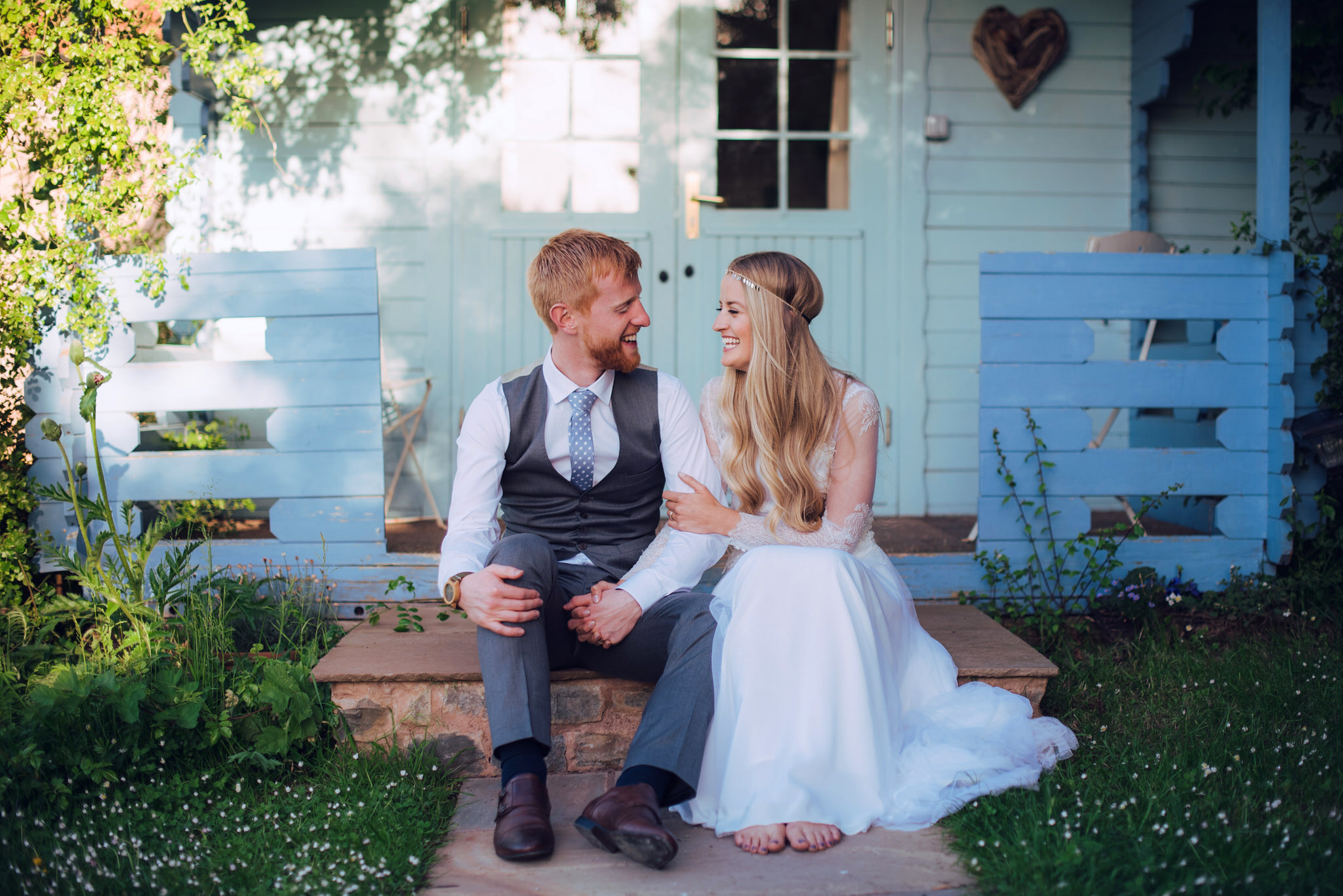 Huntstile organic farm weddings photographer