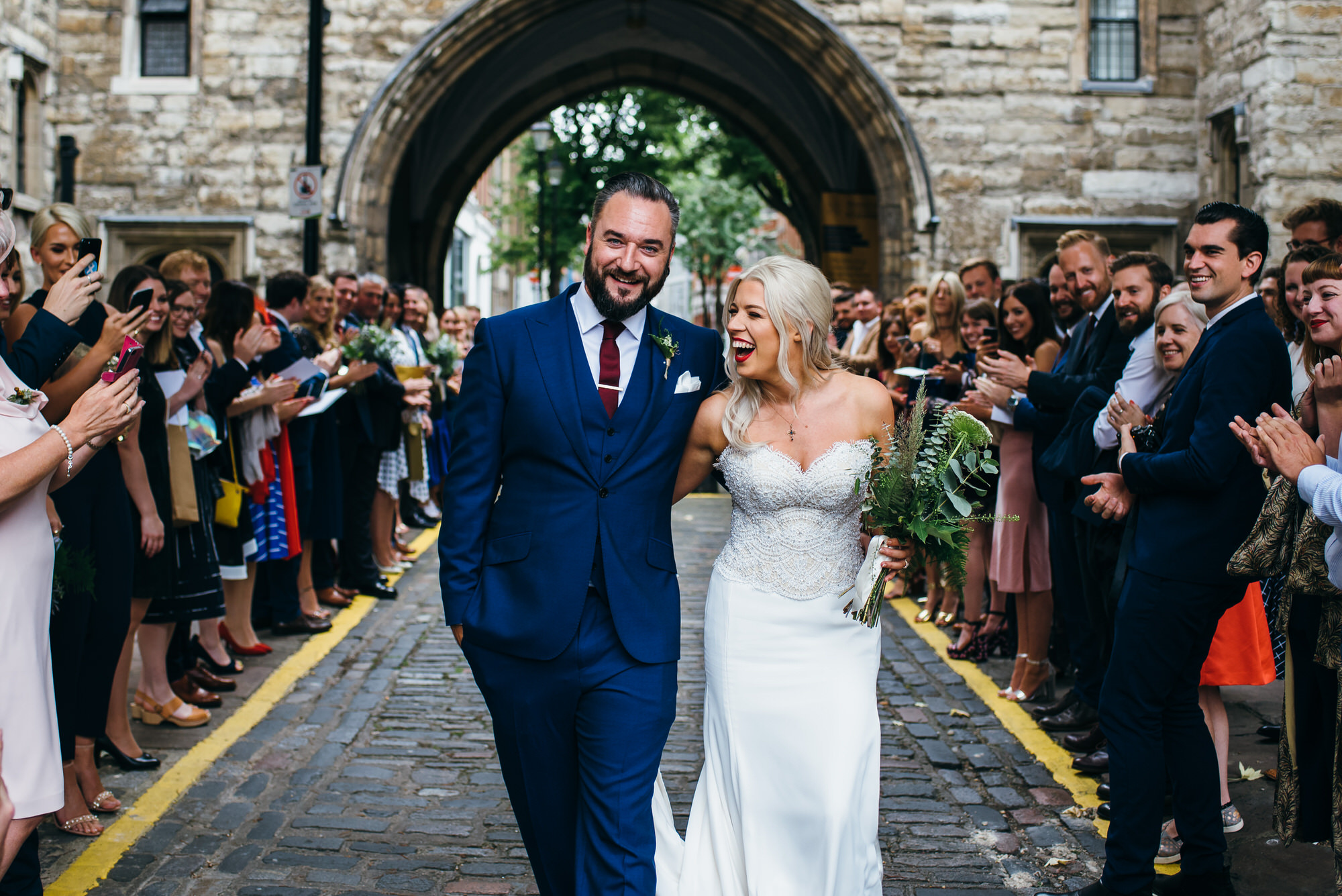Documentary London Wedding Photographer