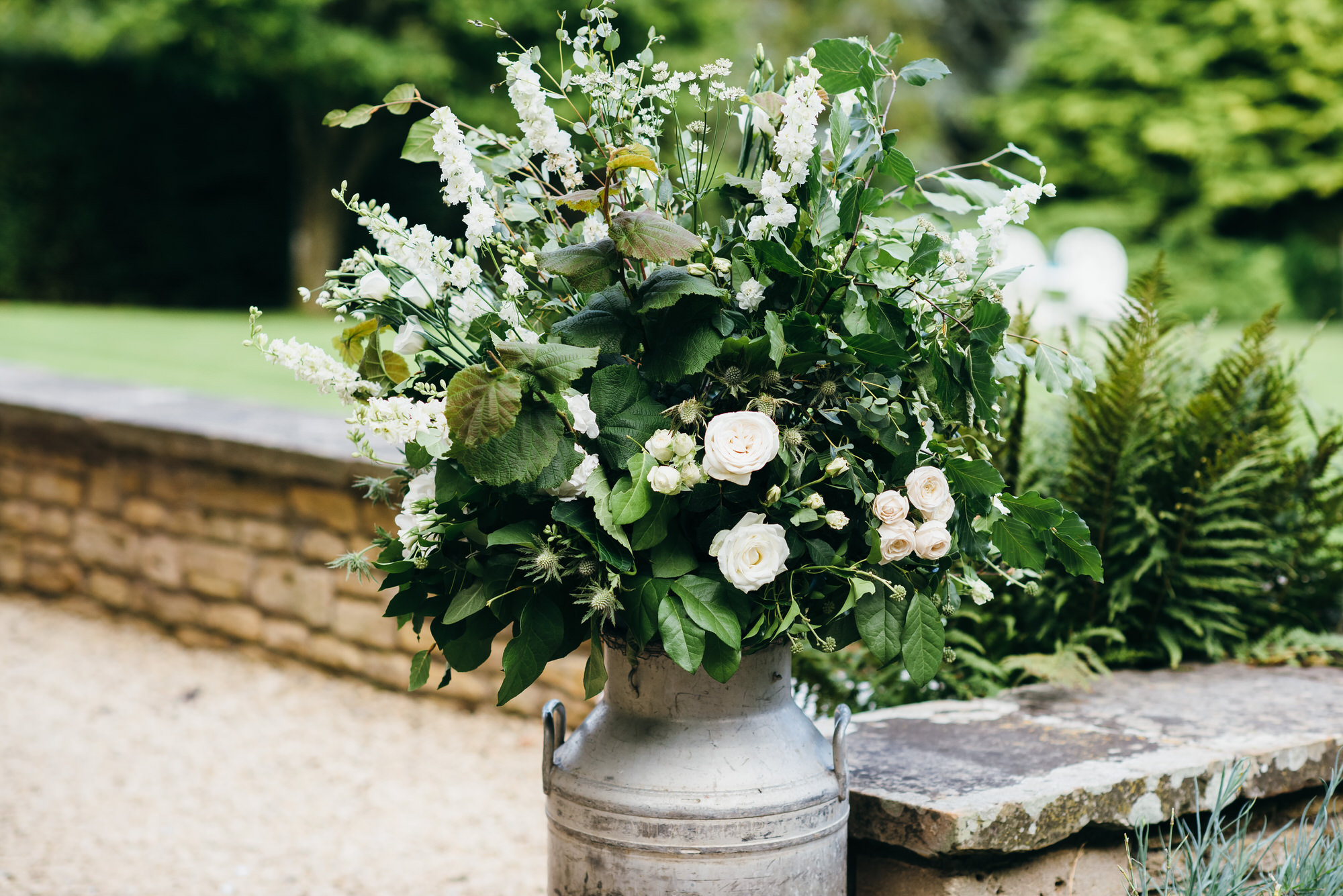 Wedding floristry ideas