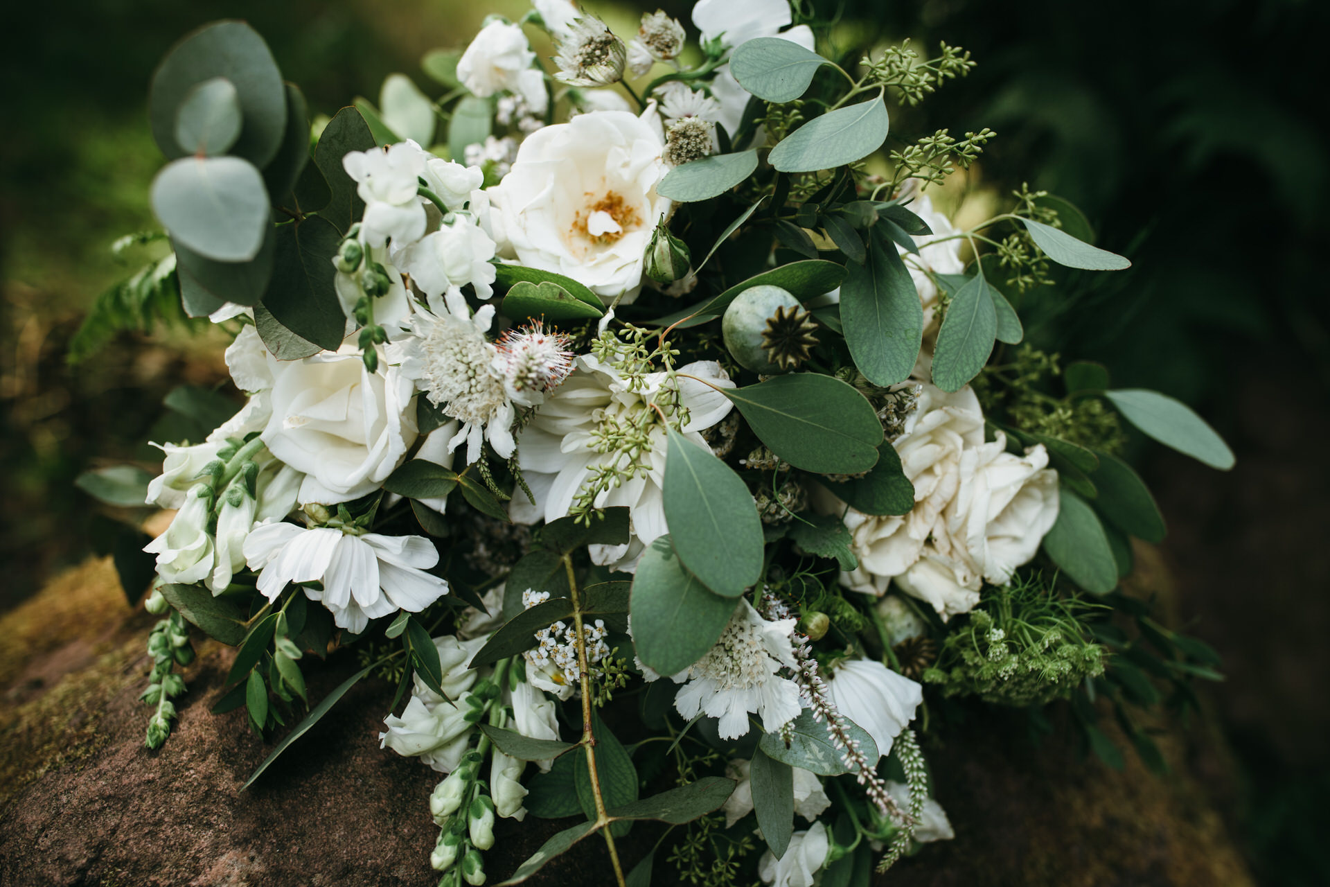 Wedding flowers by Tilda Rose Floristy