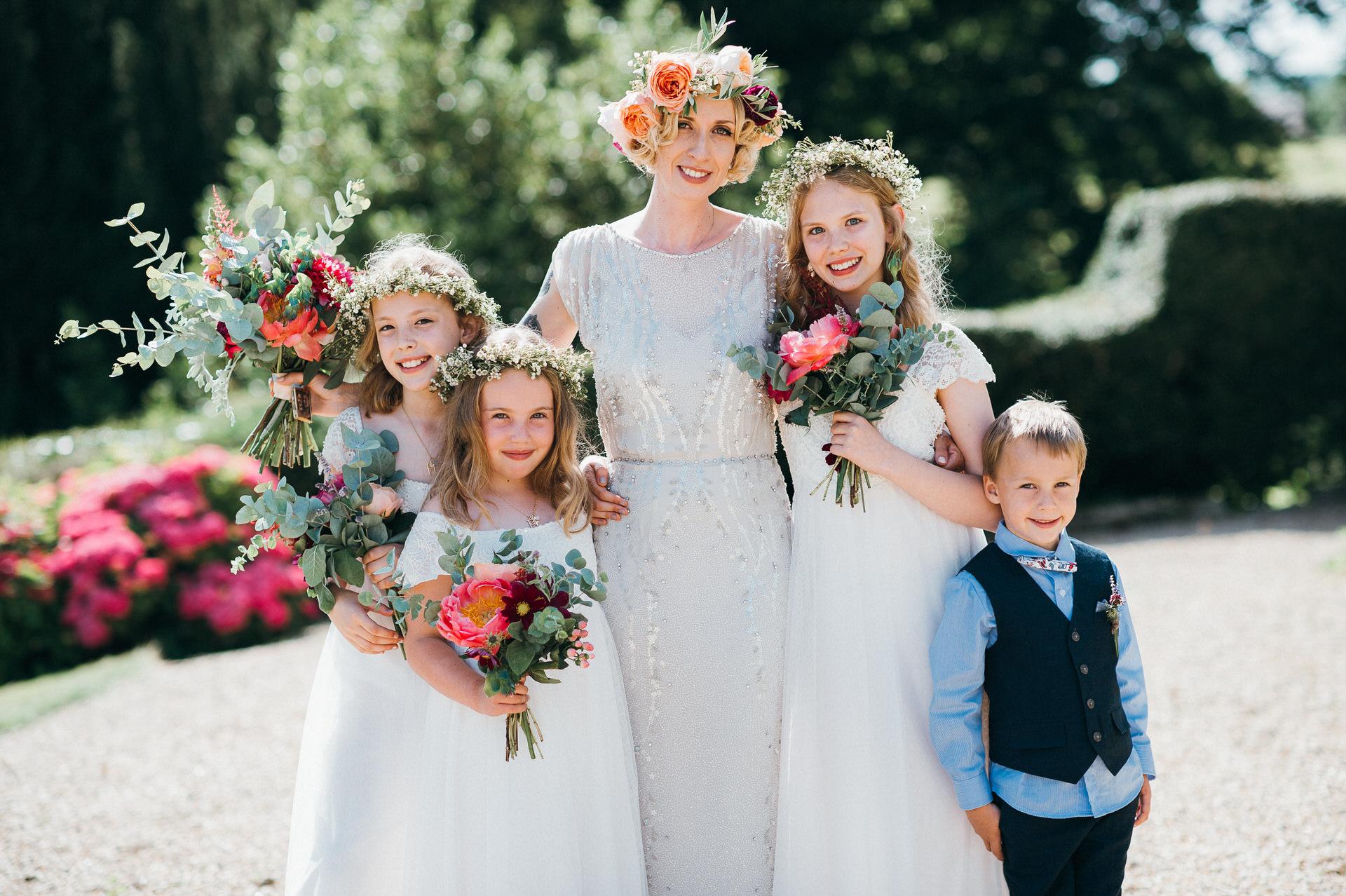 Bridal flower inspo