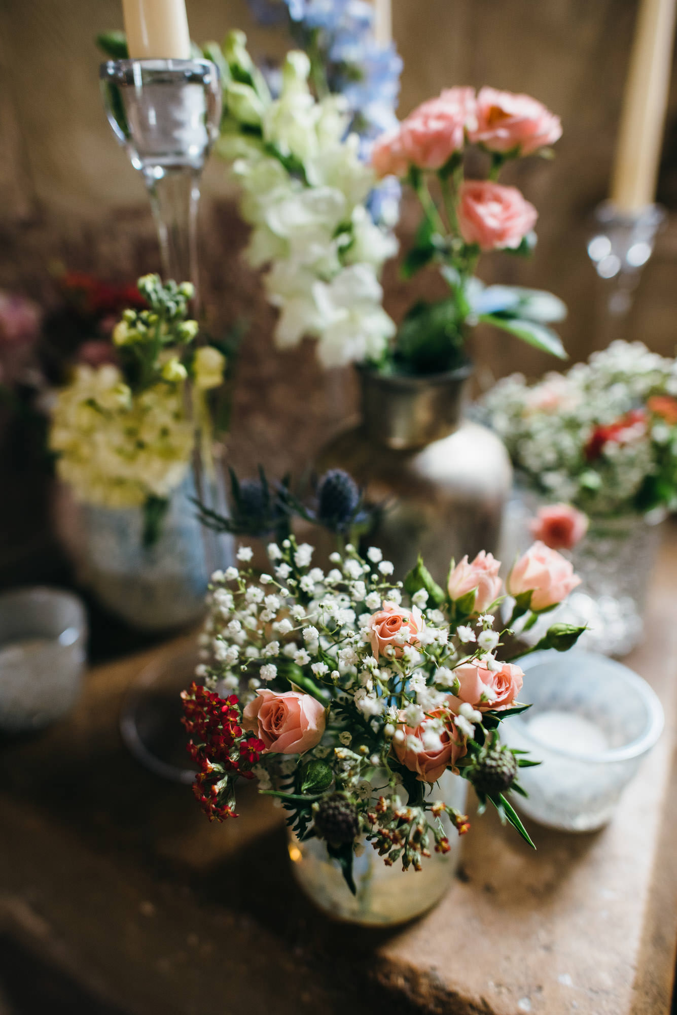 Flower inspiration for wedding