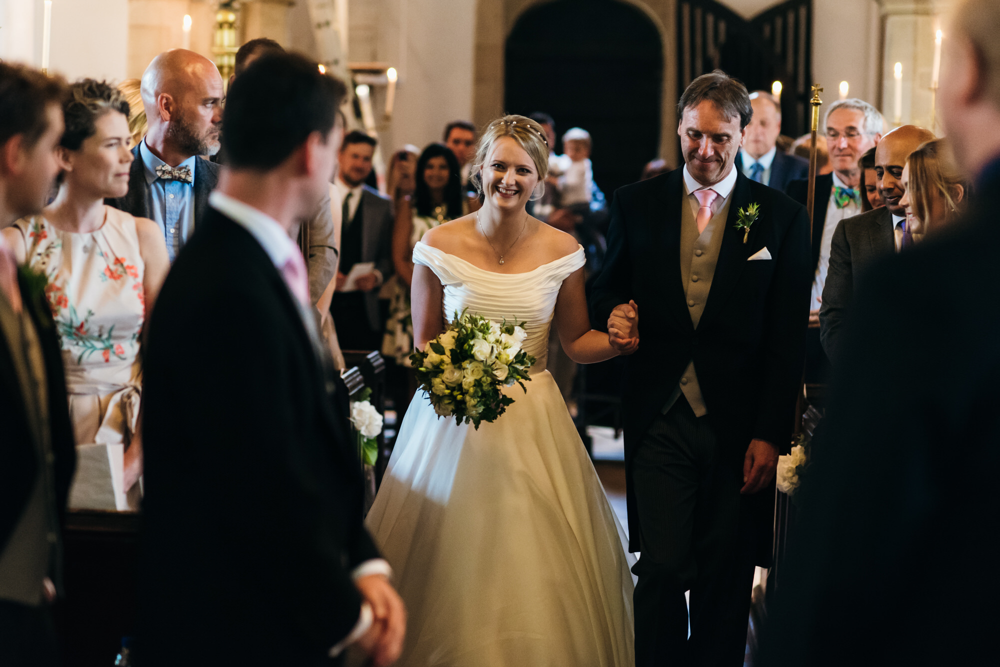 Church of St John the Baptist Bath wedding