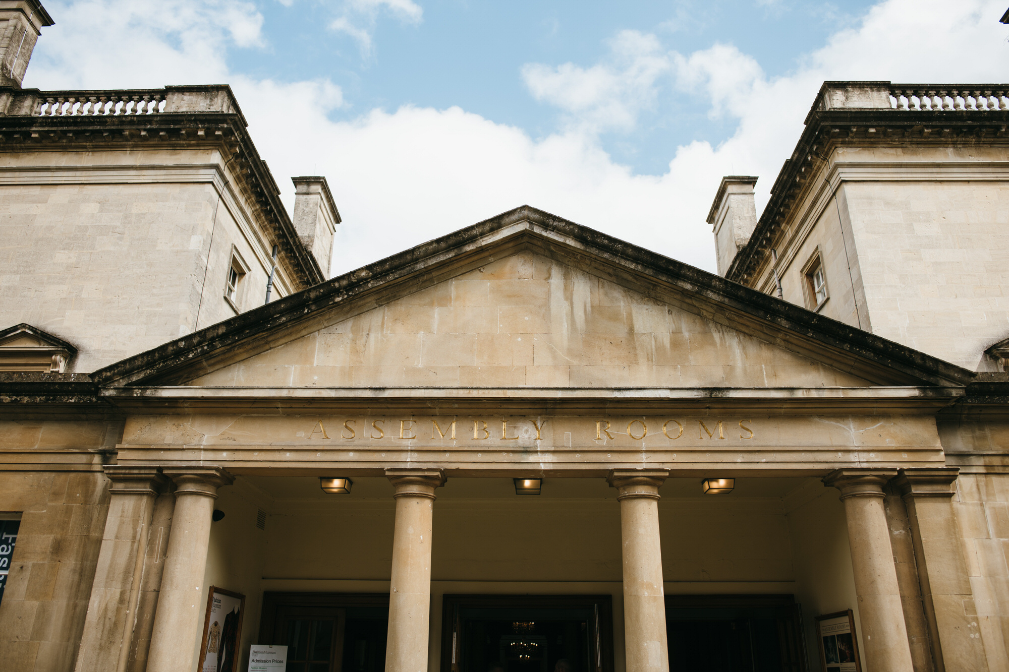 Assembly rooms bath wedding venue simon biffen photography 1