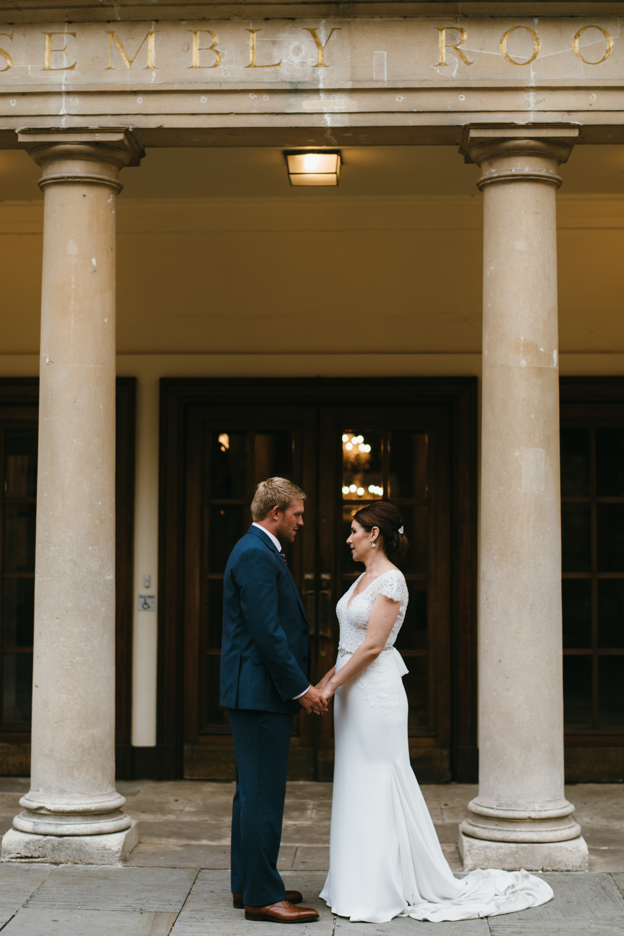Assembly rooms bath wedding venue simon biffen photography 11
