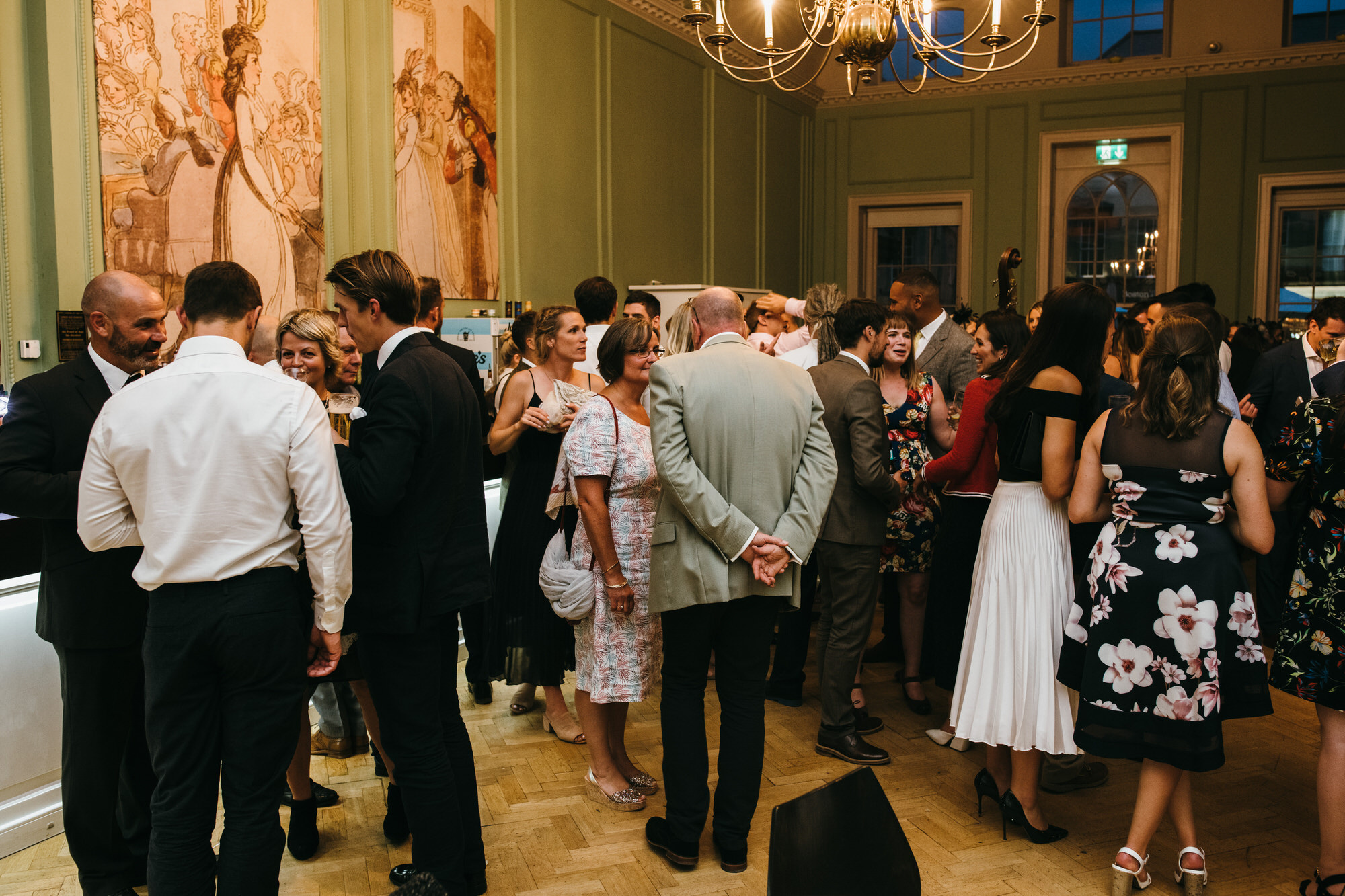 Assembly rooms bath wedding venue simon biffen photography 13