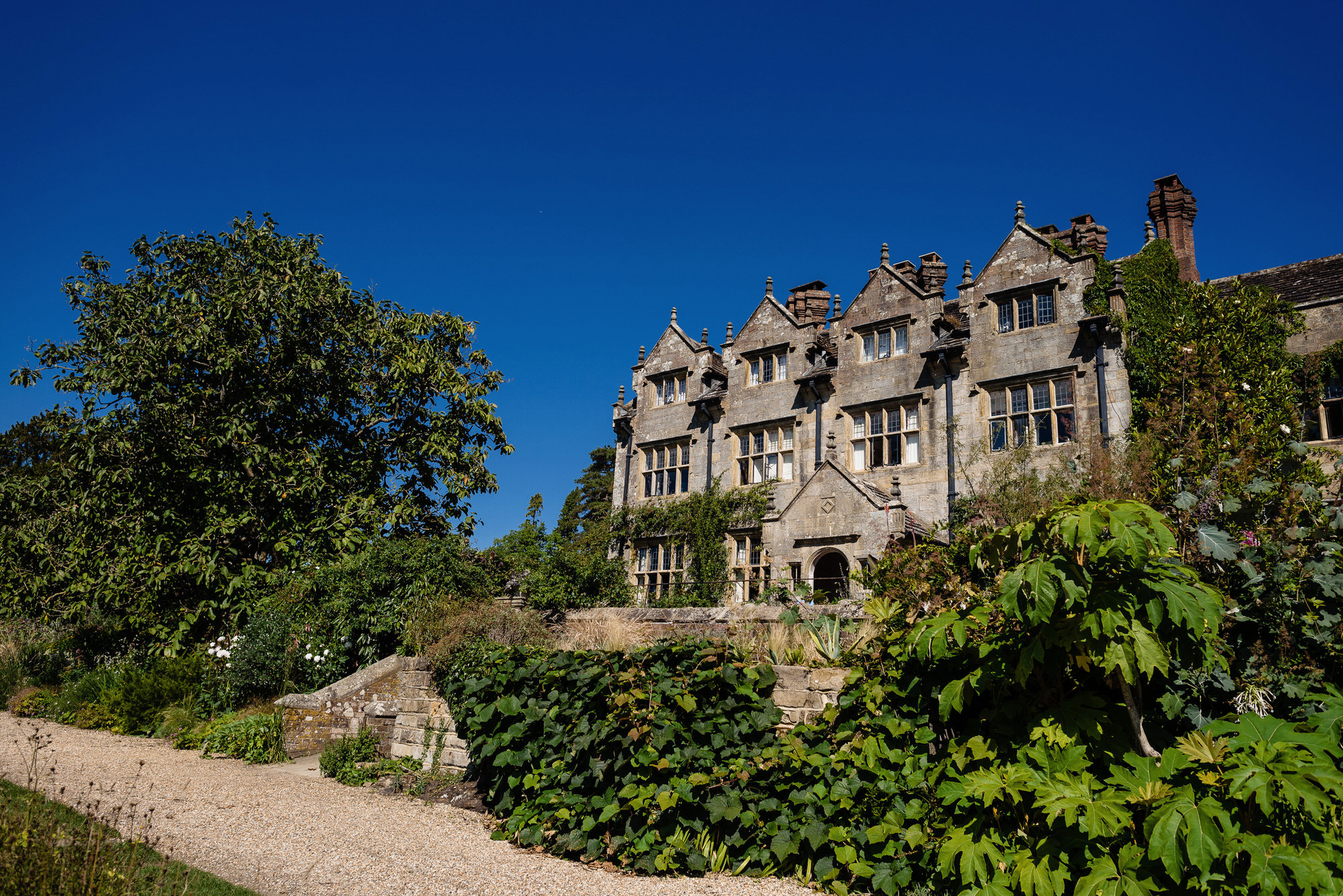 Gravetye Manor Sussex