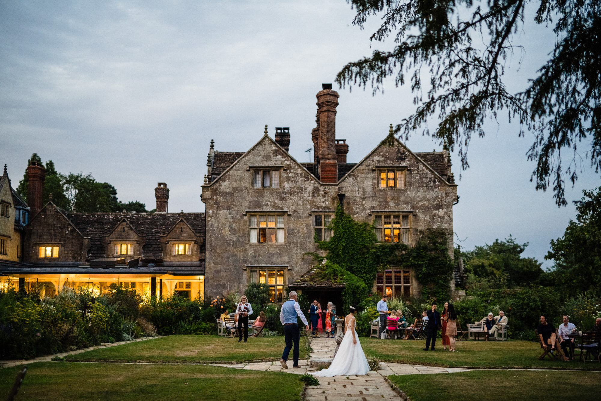 Gravetye Manor wedding photographer
