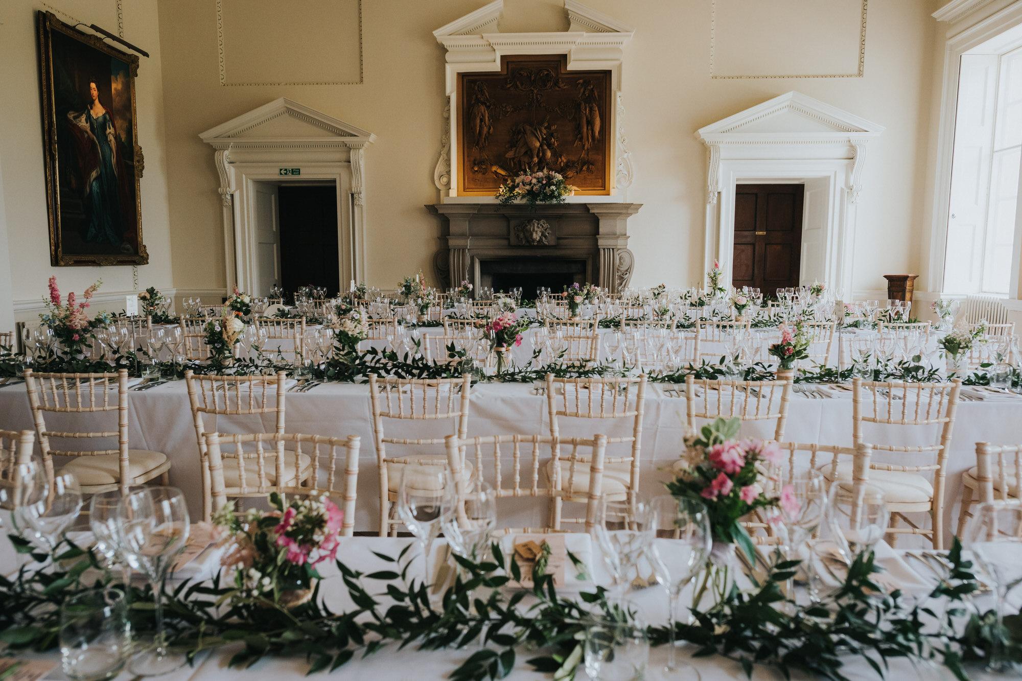 Kirtlington Park Wedding Oxfordshire