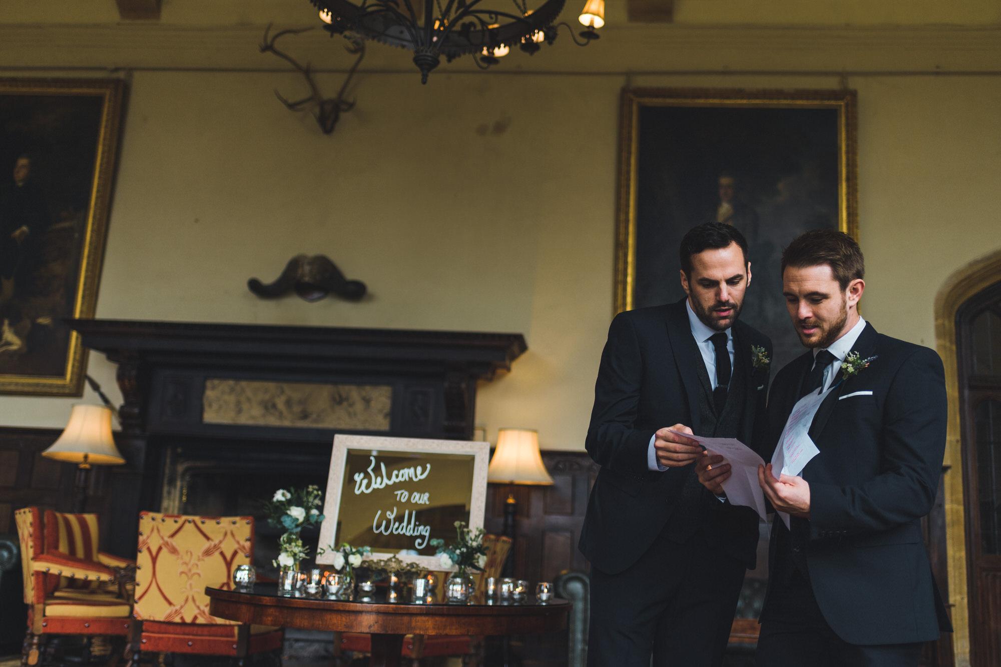 Brympton House wedding by simon biffen photography 3