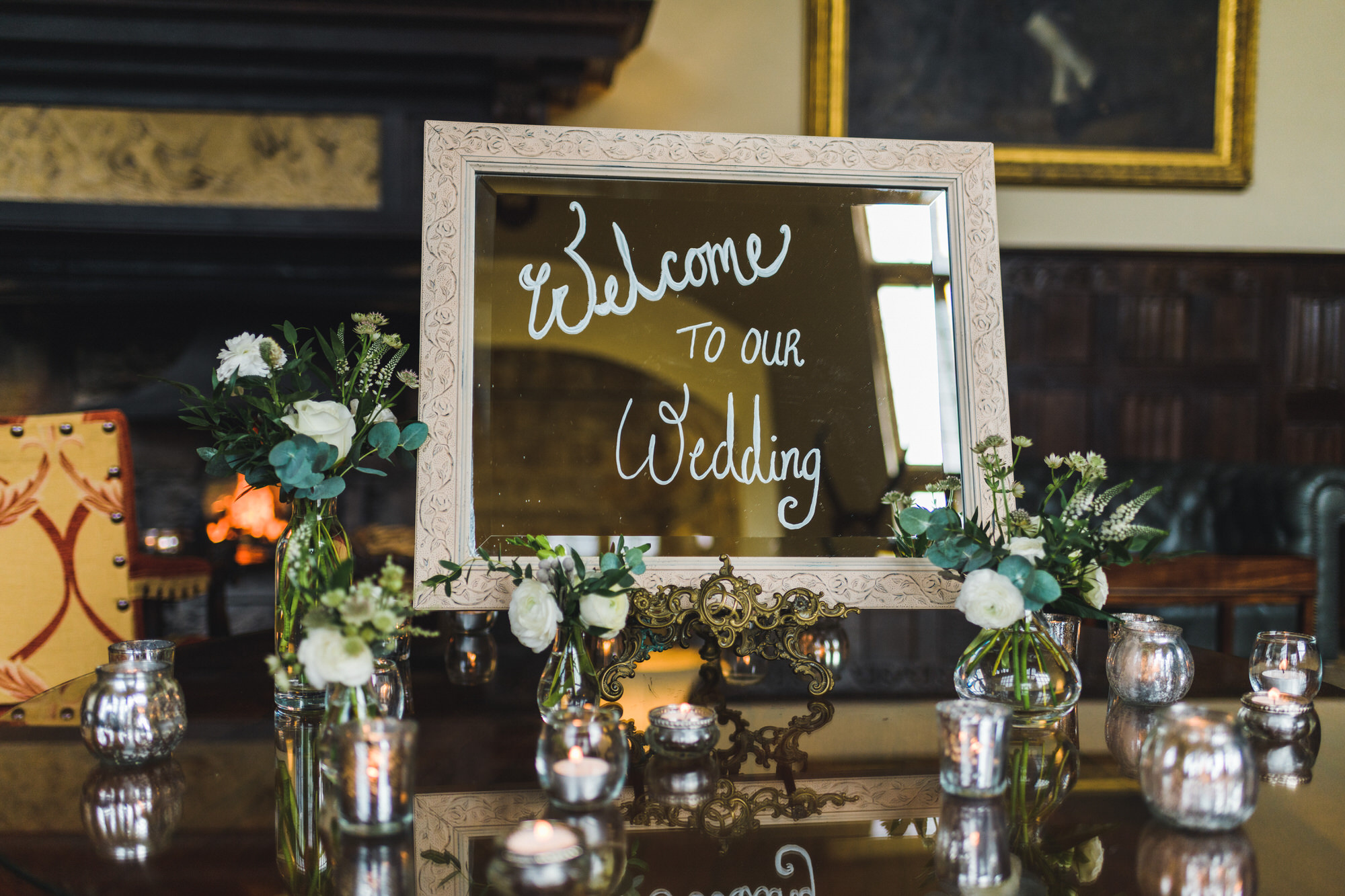 Brympton House wedding by simon biffen photography 4