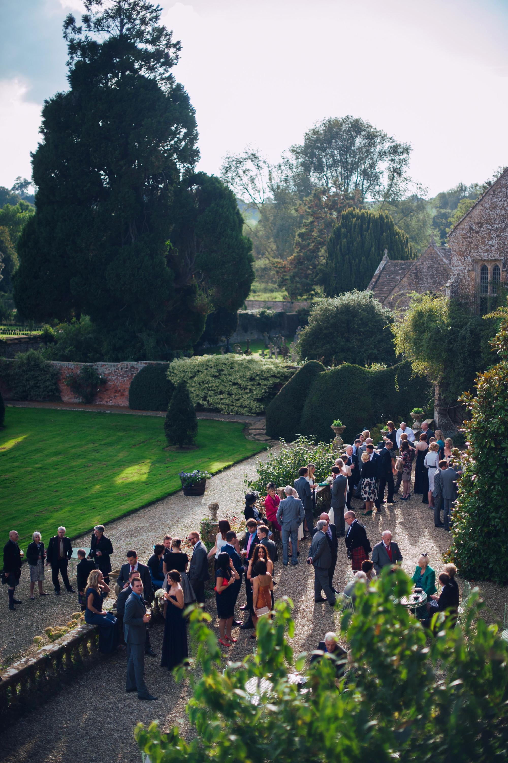 Brympton house gardens
