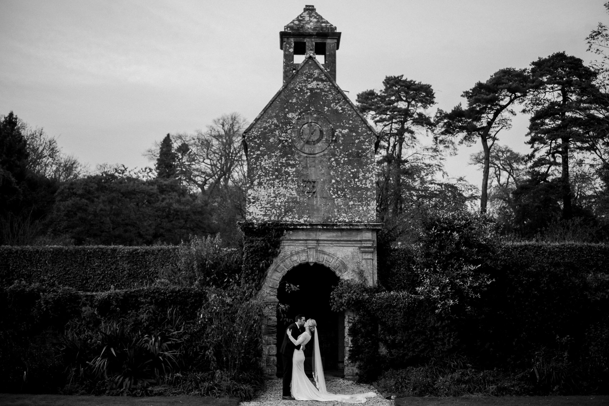 Wedding photographer Brympton house Somerset