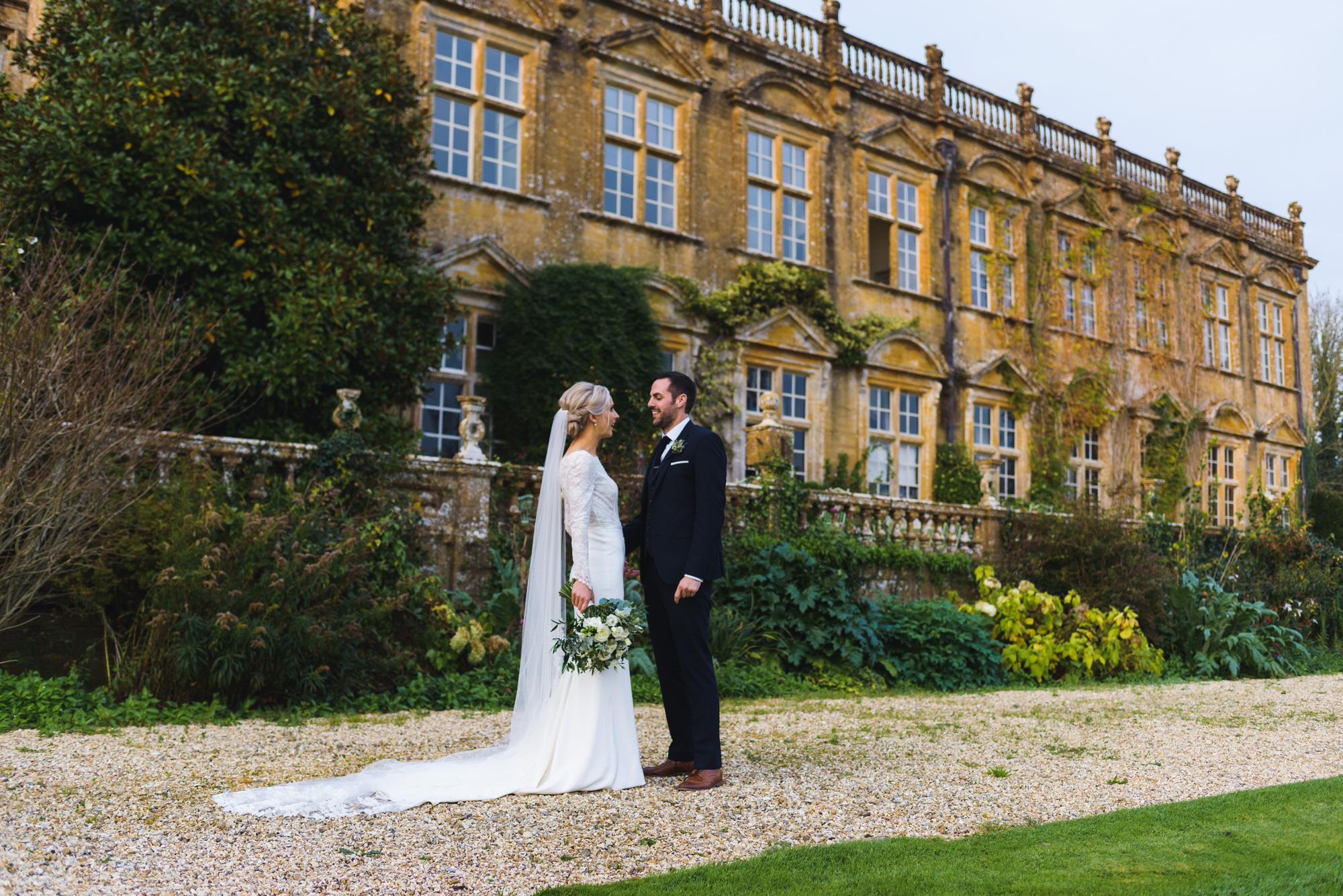 wedding photographer Brympton House