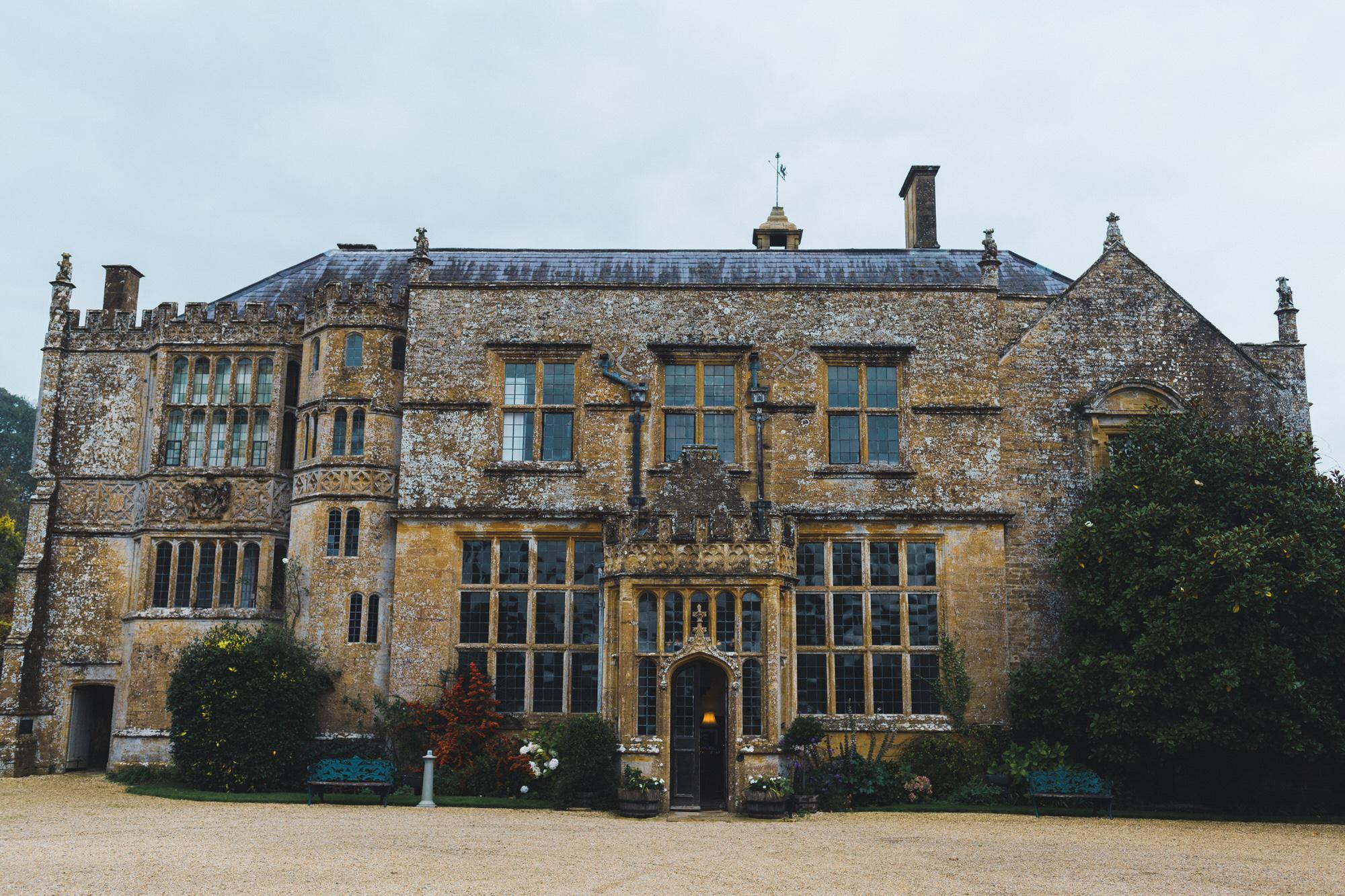 Brympton House Somerset