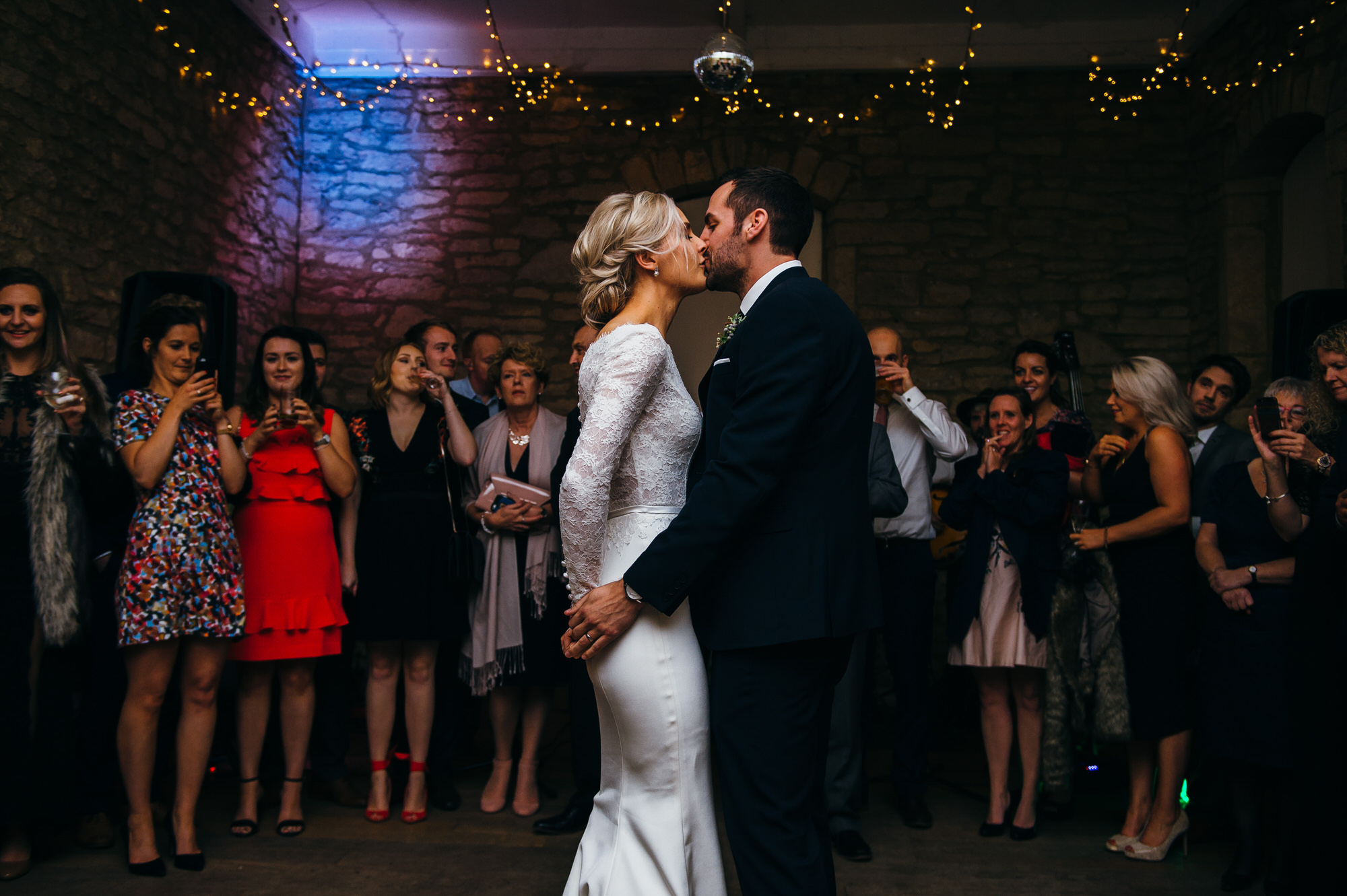 First dance at Brympton house