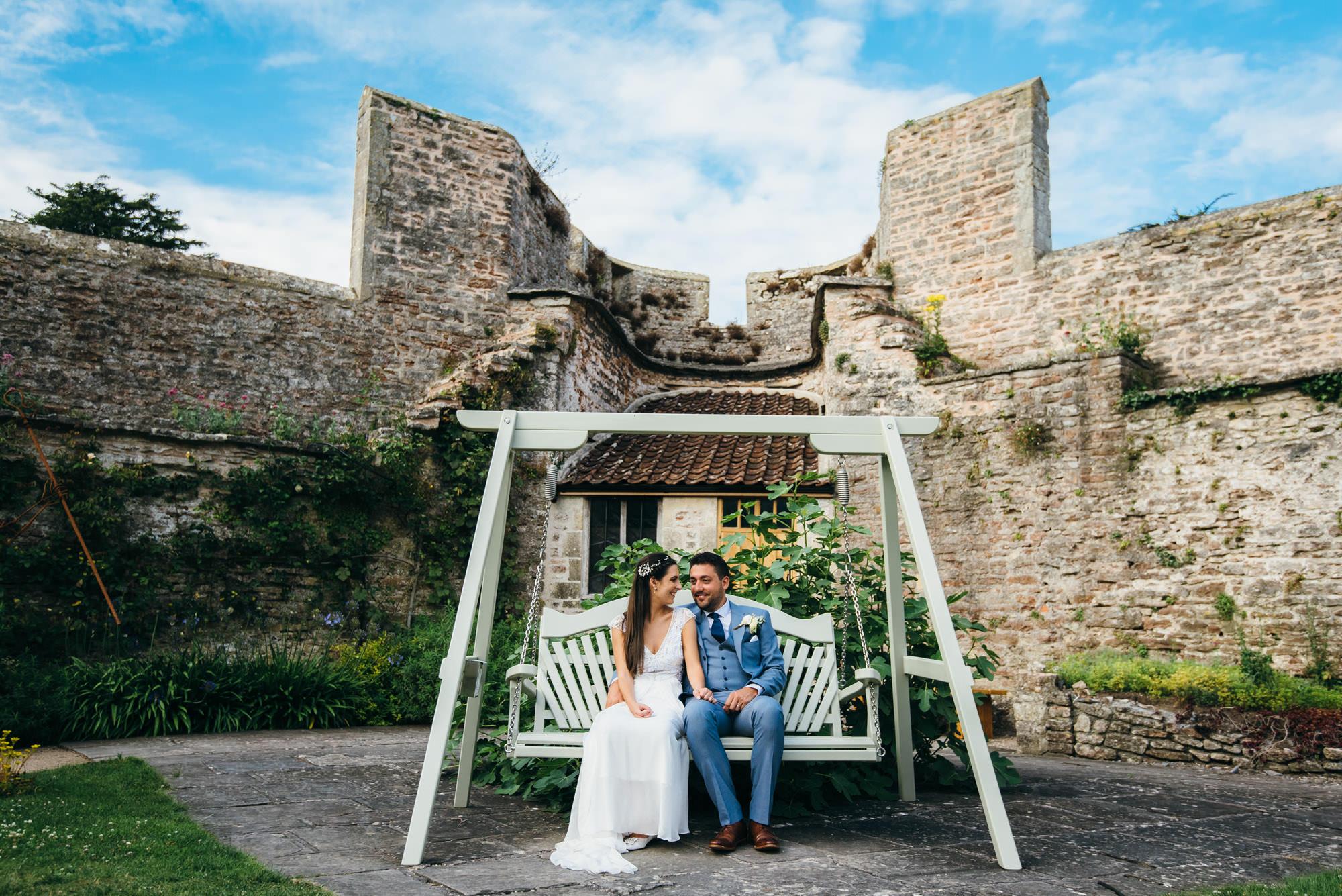 Bishops palace wedding photographer