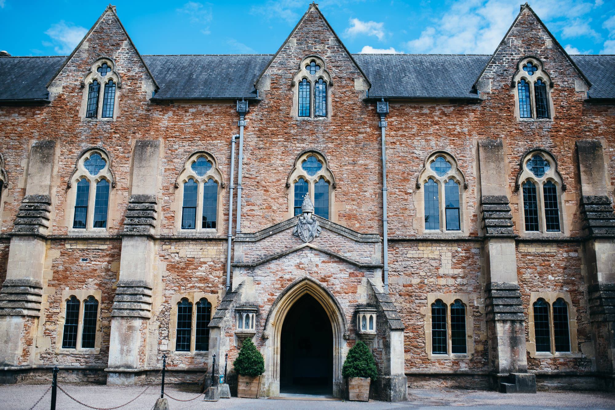 Bishops palace wedding venue